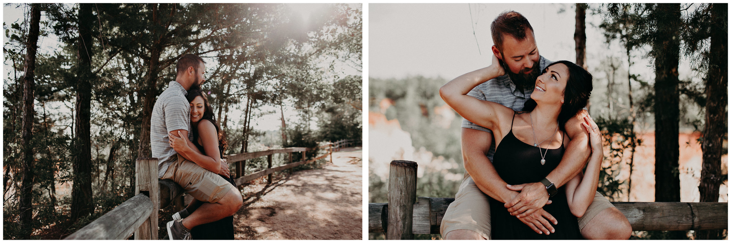 3- providence canyon georgia -engagement-session-atlanta-wedding-photographer, Aline Marin Photography.jpg
