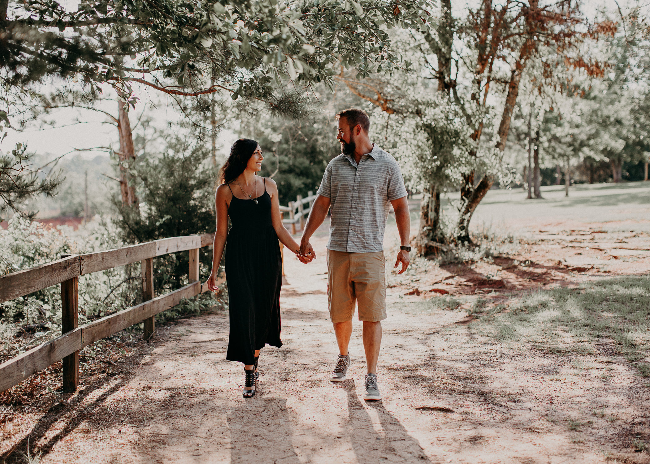 5- providence canyon georgia -engagement-session-atlanta-wedding-photographer, Aline Marin Photography.jpg