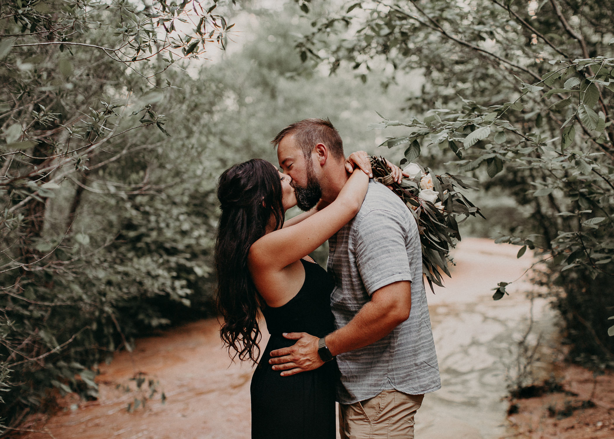 7- providence canyon georgia -engagement-session-atlanta-wedding-photographer, Aline Marin Photography.jpg