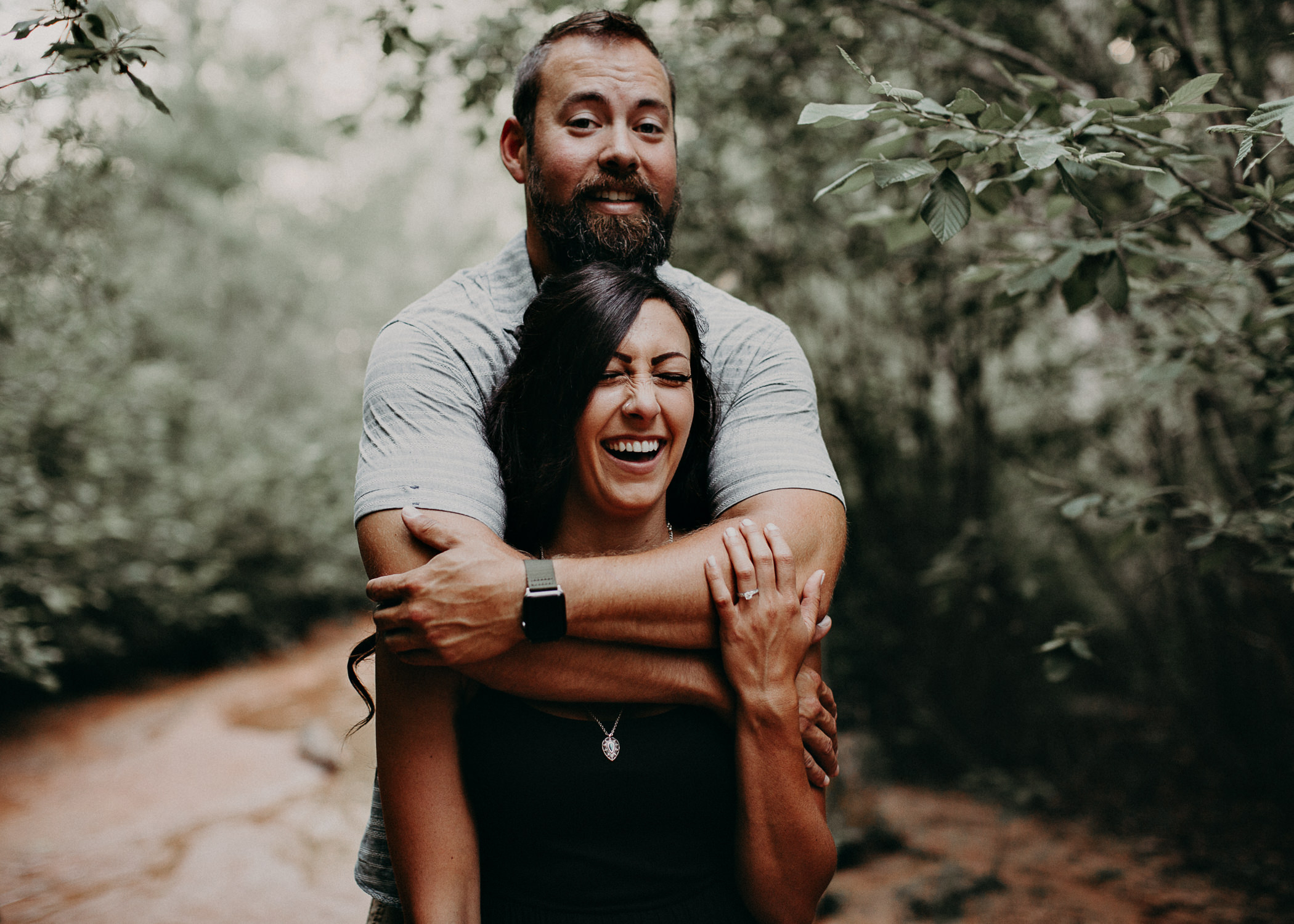 9- providence canyon georgia -engagement-session-atlanta-wedding-photographer, Aline Marin Photography.jpg