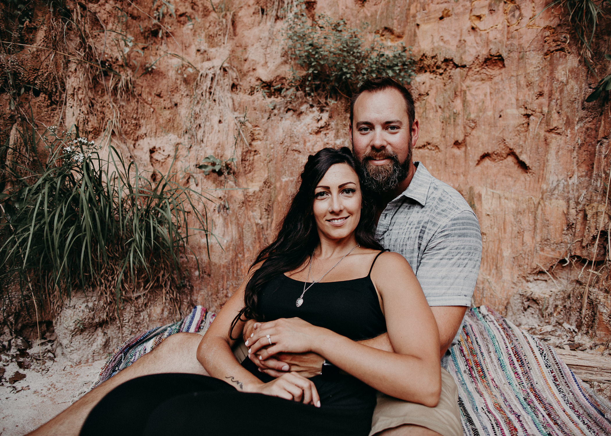 14- providence canyon georgia -engagement-session-atlanta-wedding-photographer, Aline Marin Photography.jpg