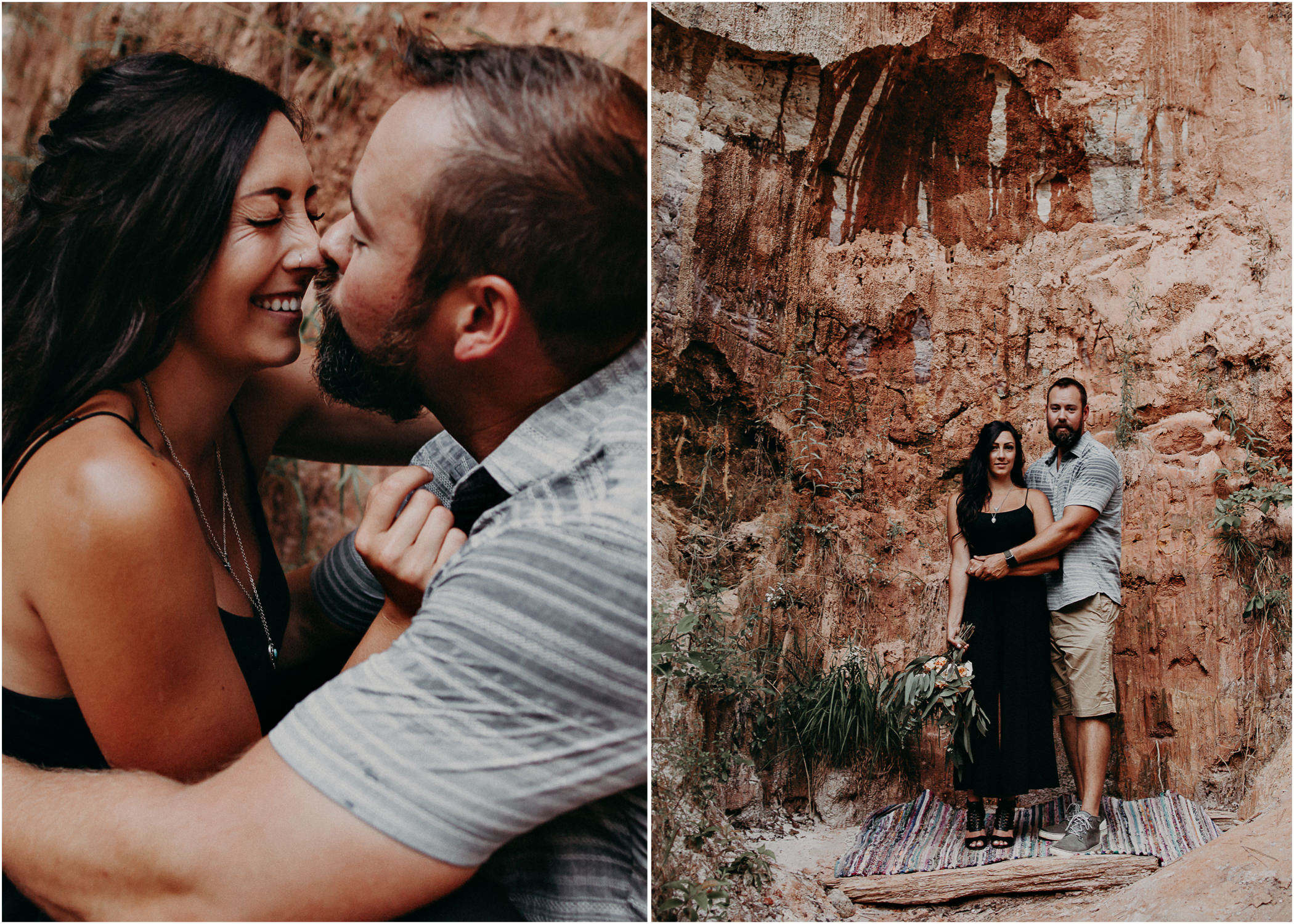 18- providence canyon georgia -engagement-session-atlanta-wedding-photographer, Aline Marin Photography.jpg