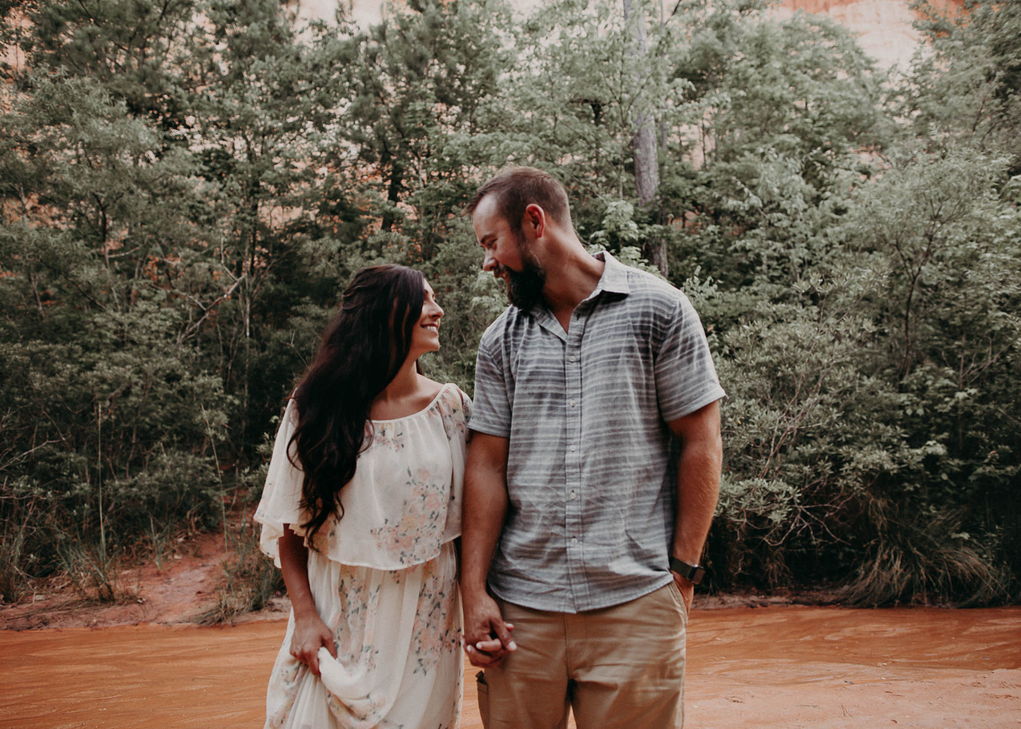 25- providence canyon georgia -engagement-session-atlanta-wedding-photographer, Aline Marin Photography.jpg