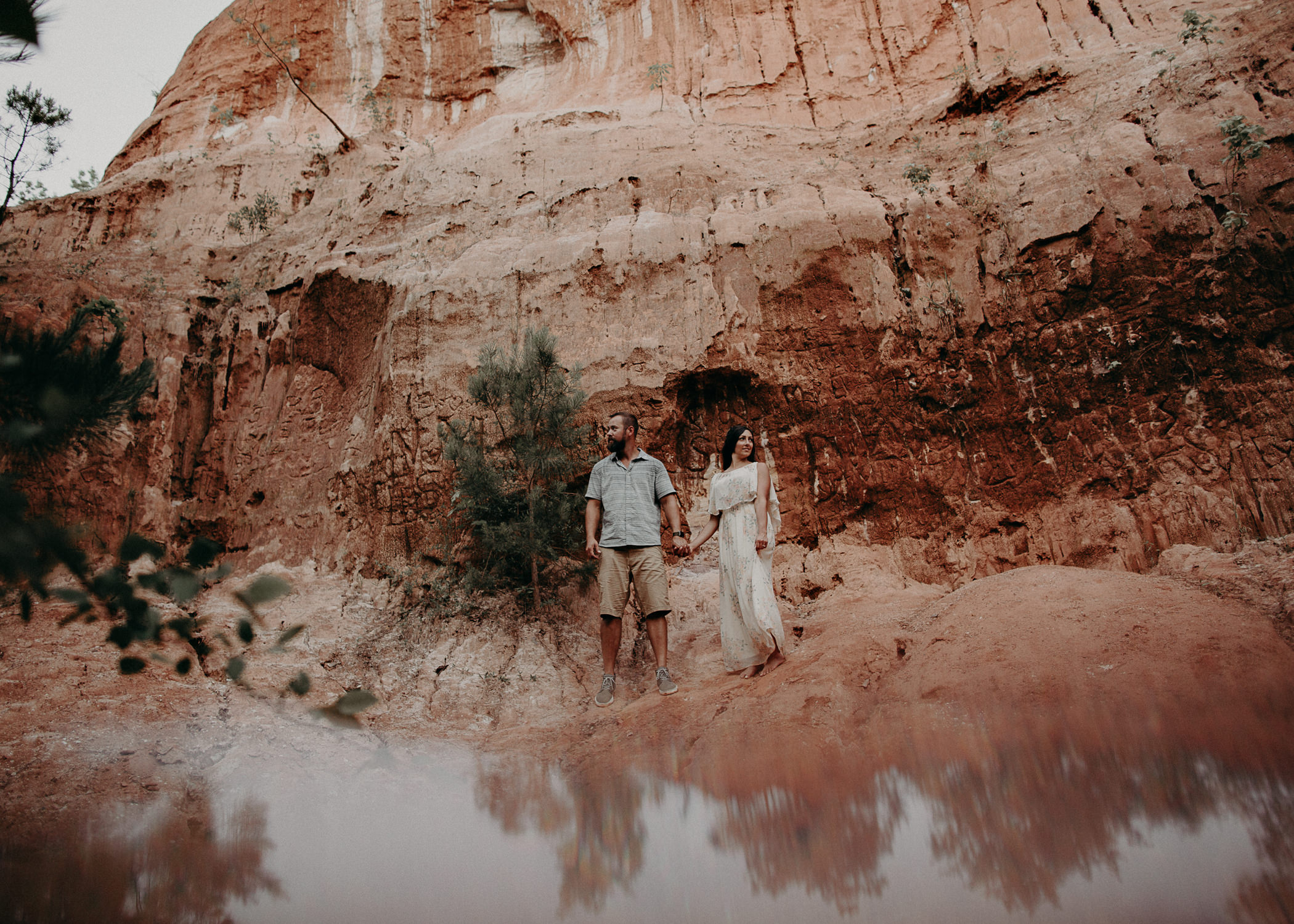 31- providence canyon georgia -engagement-session-atlanta-wedding-photographer, Aline Marin Photography.jpg
