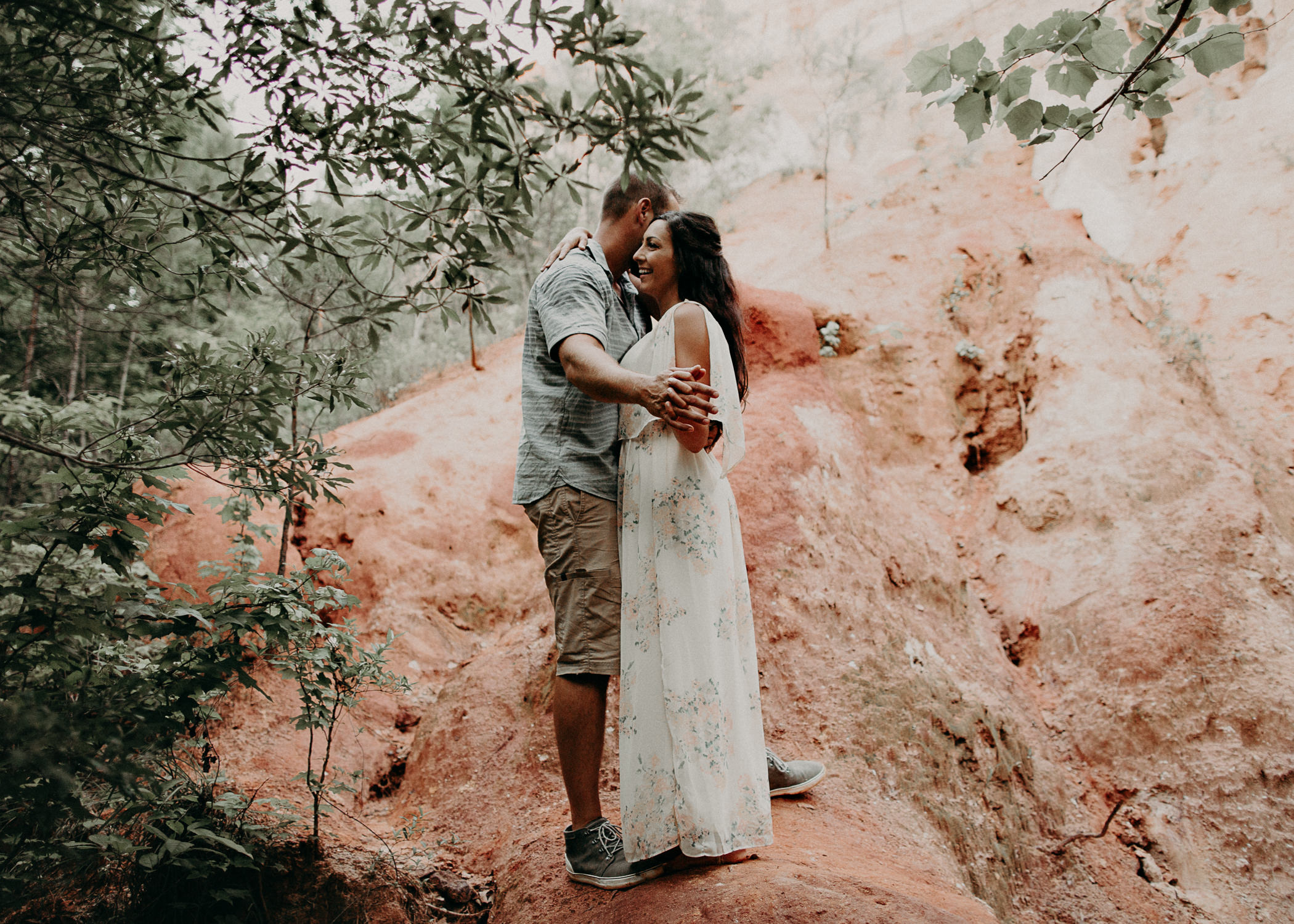 48- providence canyon georgia -engagement-session-atlanta-wedding-photographer, Aline Marin Photography.jpg