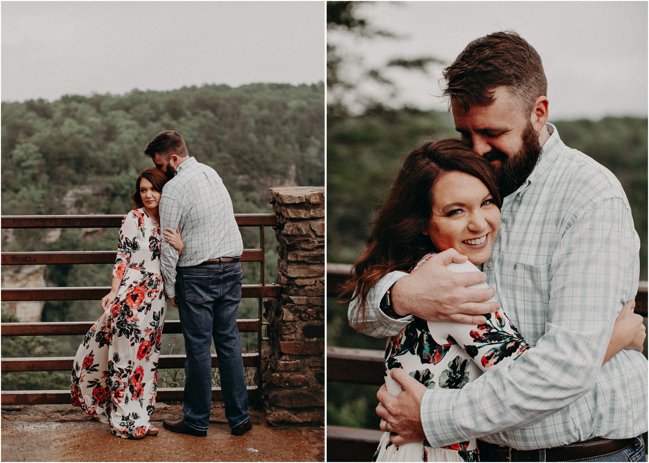 2 - Fall Creek Falls State Park -engagement-session-atlanta-wedding-photographer, Aline Marin Photography.jpg