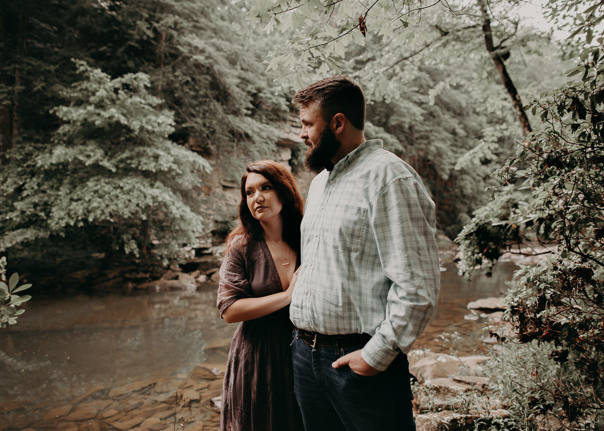 8 - Fall Creek Falls State Park -engagement-session-atlanta-wedding-photographer, Aline Marin Photography.jpg