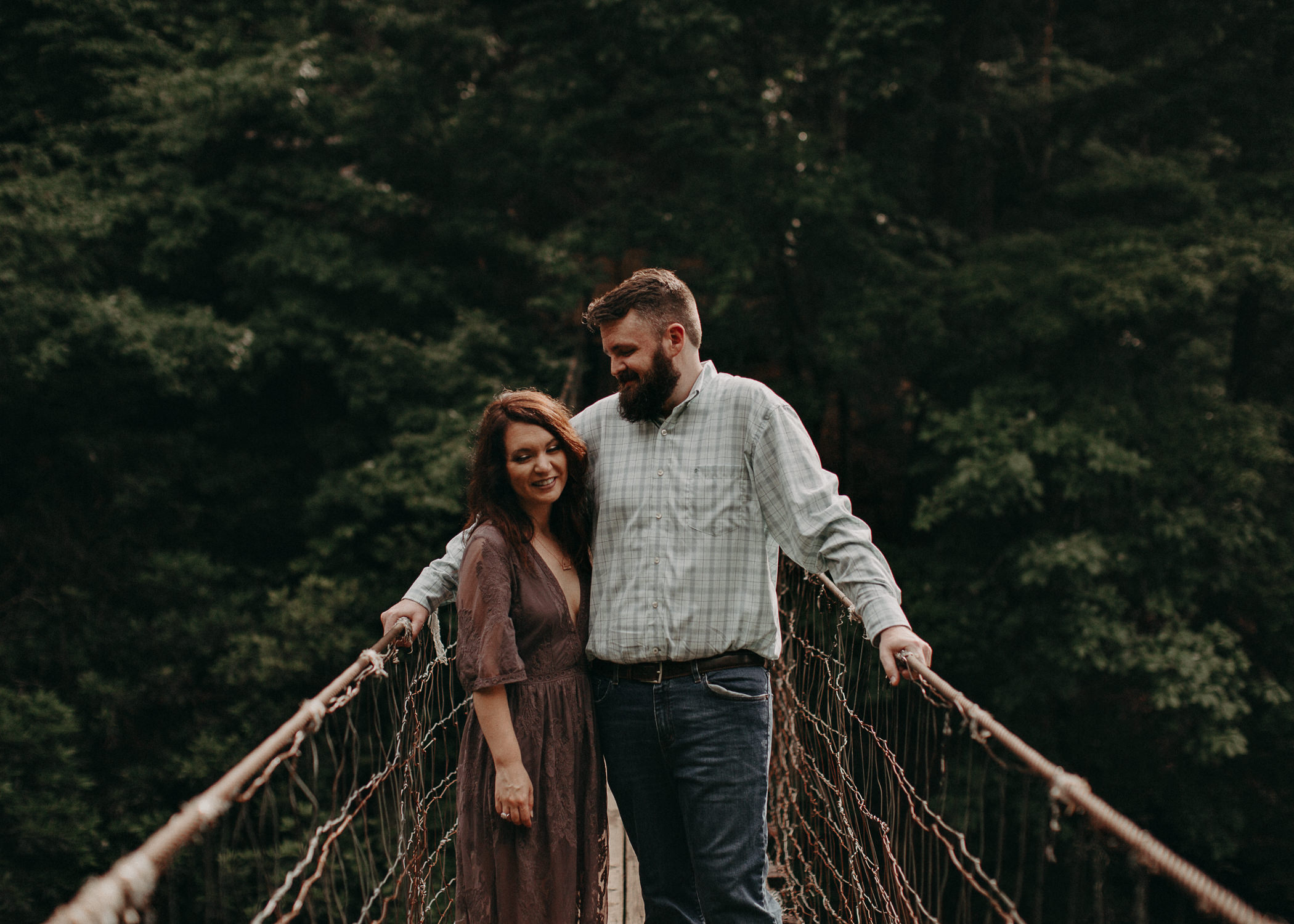 22 - Fall Creek Falls State Park -engagement-session-atlanta-wedding-photographer, Aline Marin Photography.jpg