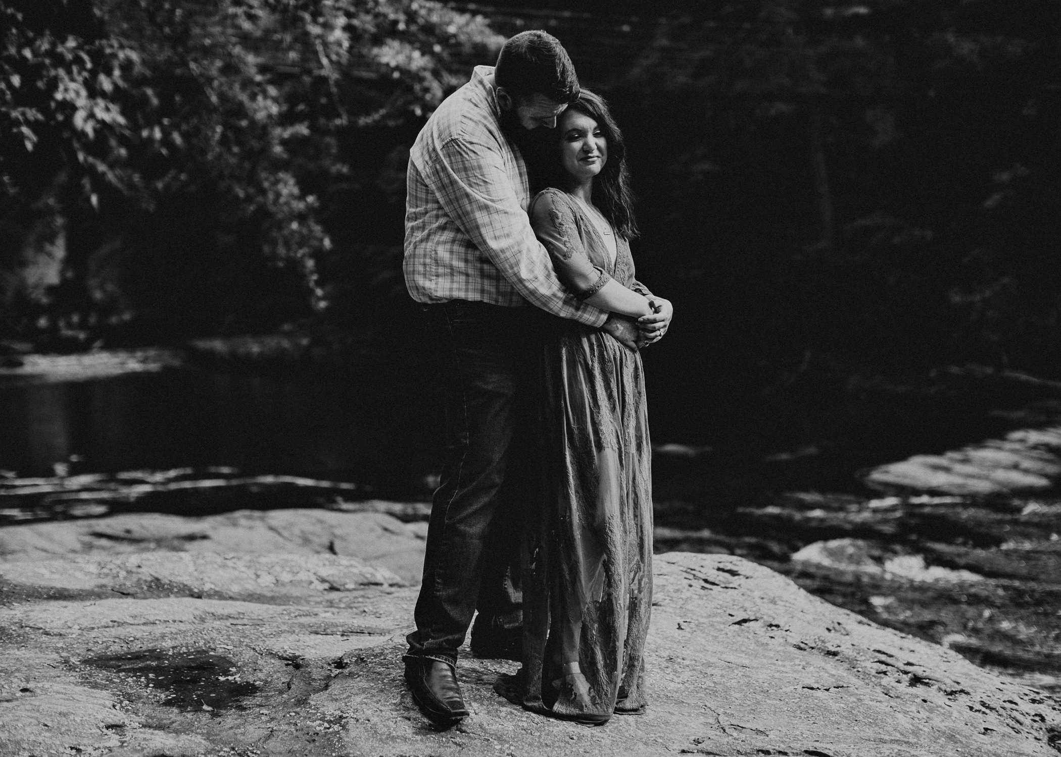 28 - Fall Creek Falls State Park -engagement-session-atlanta-wedding-photographer, Aline Marin Photography.jpg