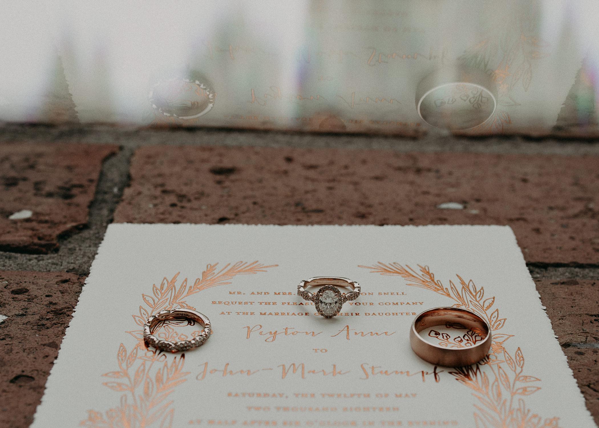 1 - Carl House Wedding Venue Ga, Atlanta Wedding Photographer - Boho, Bohemian, Junebug Weddings, Vintage, Retro, Trendy. Aline Marin Photography. .jpg