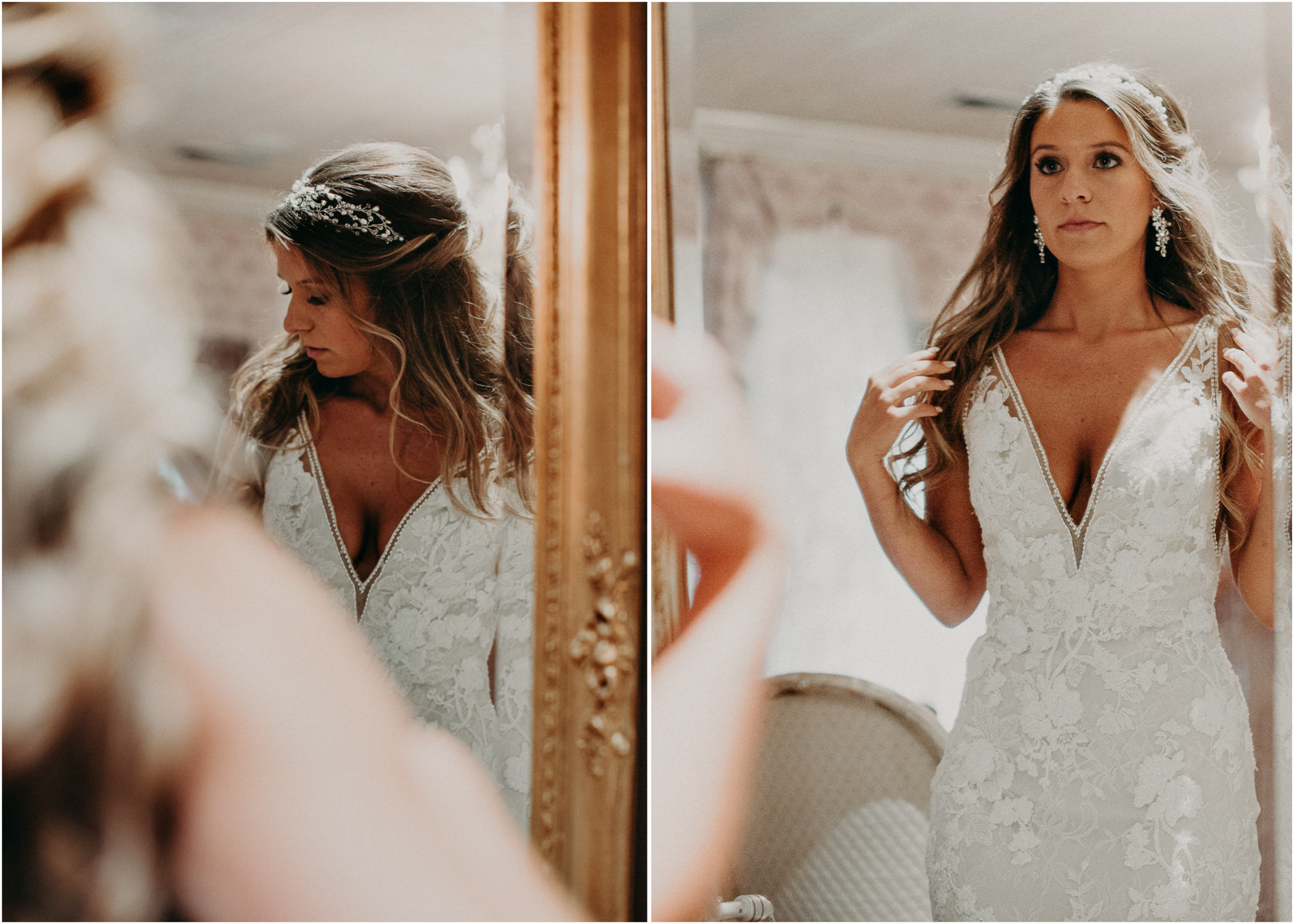 19Carl House Wedding Venue Ga, Atlanta Wedding Photographer - Boho, Bohemian, Junebug Weddings, Vintage, Retro, Trendy. Aline Marin Photography. .jpg
