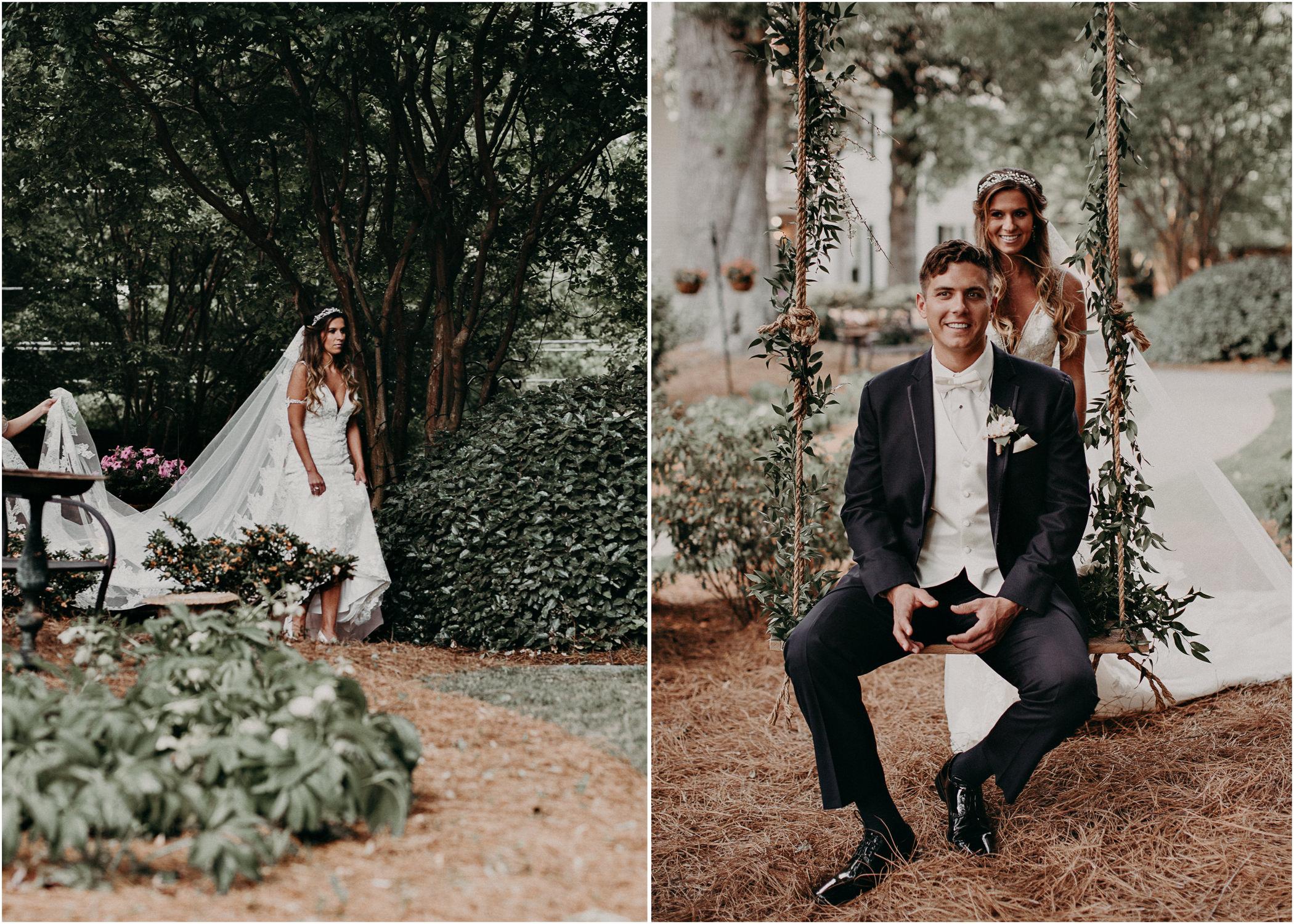 33Carl House Wedding Venue Ga, Atlanta Wedding Photographer - Boho, Bohemian, Junebug Weddings, Vintage, Retro, Trendy. Aline Marin Photography. .jpg