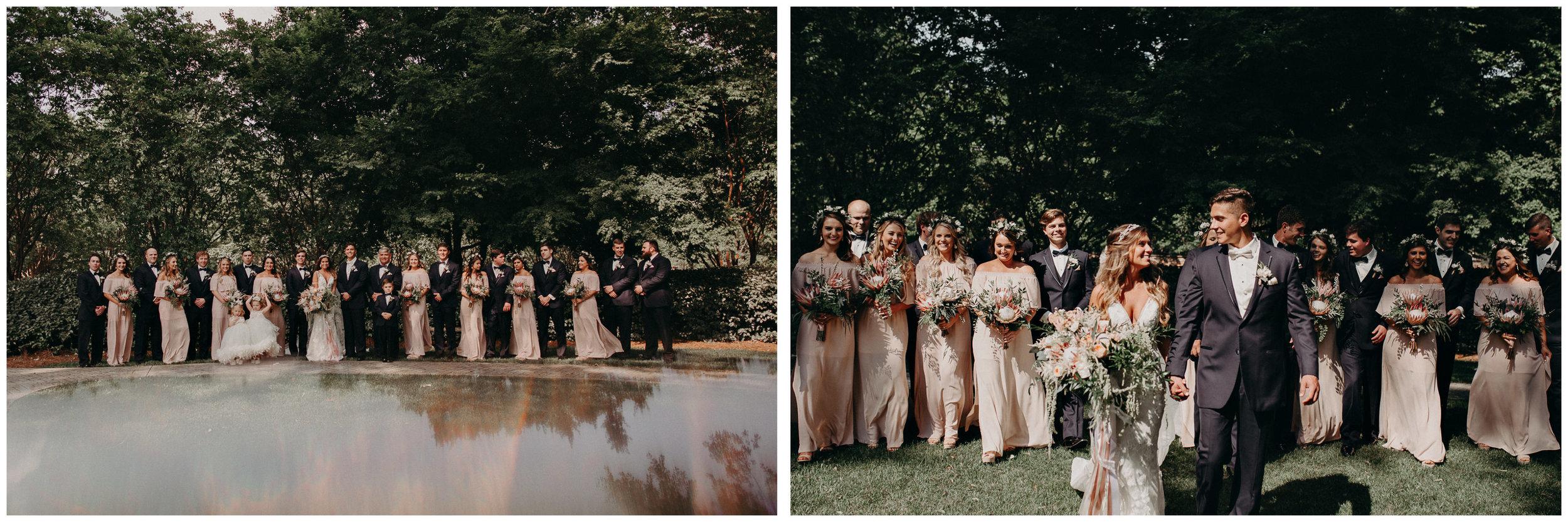 43Carl House Wedding Venue Ga, Atlanta Wedding Photographer - Boho, Bohemian, Junebug Weddings, Vintage, Retro, Trendy. Aline Marin Photography. .jpg