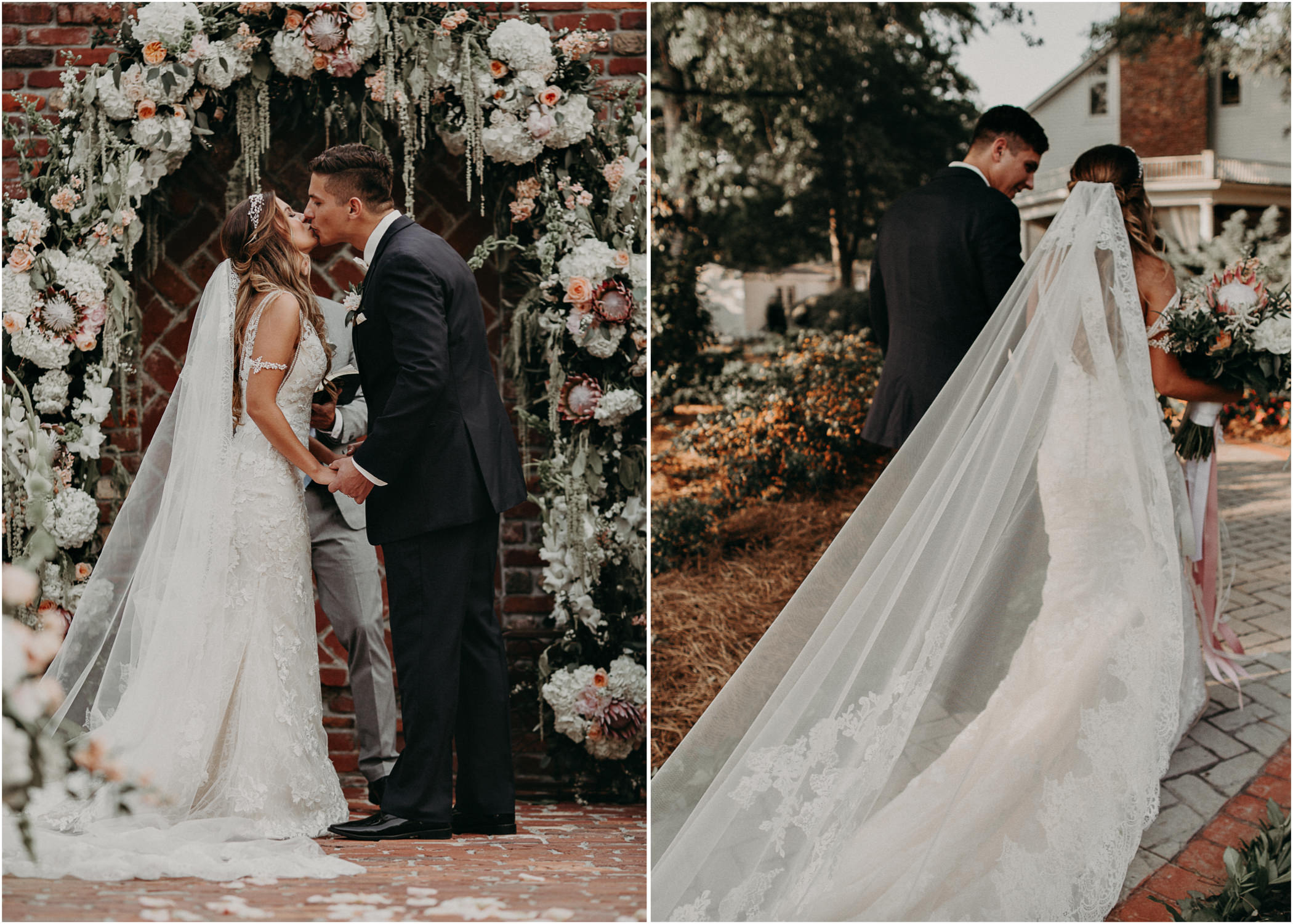 73Carl House Wedding Venue Ga, Atlanta Wedding Photographer - Boho, Bohemian, Junebug Weddings, Vintage, Retro, Trendy. Aline Marin Photography. .jpg