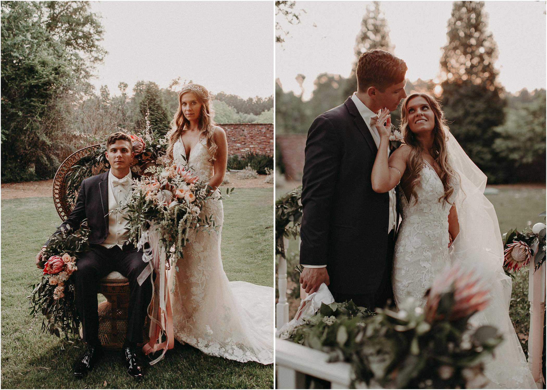 82Carl House Wedding Venue Ga, Atlanta Wedding Photographer - Boho, Bohemian, Junebug Weddings, Vintage, Retro, Trendy. Aline Marin Photography. .jpg