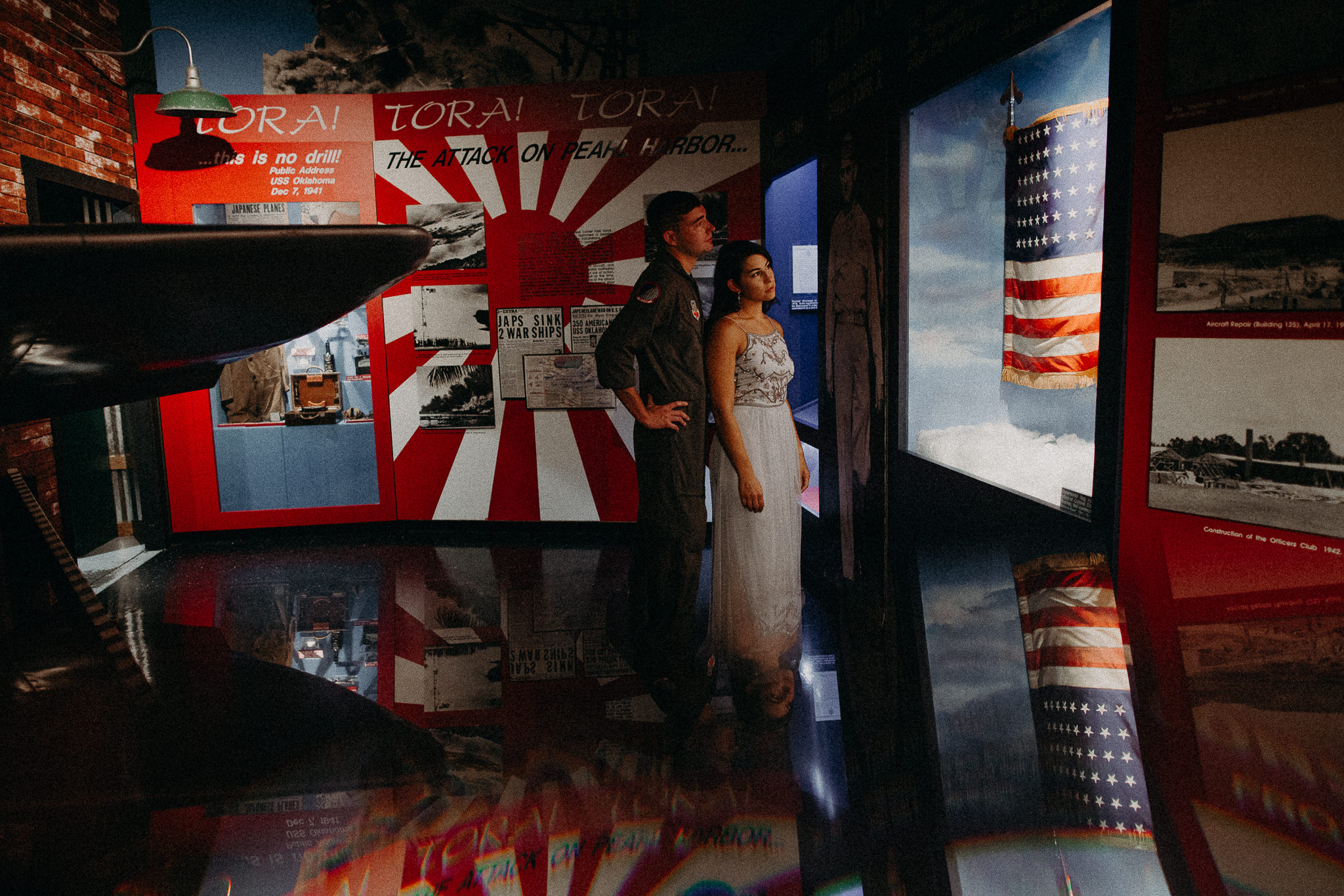 Natalia & Derek - Museum of aviation engagement shoot - preview - Atlanta Photographer_-9.JPG