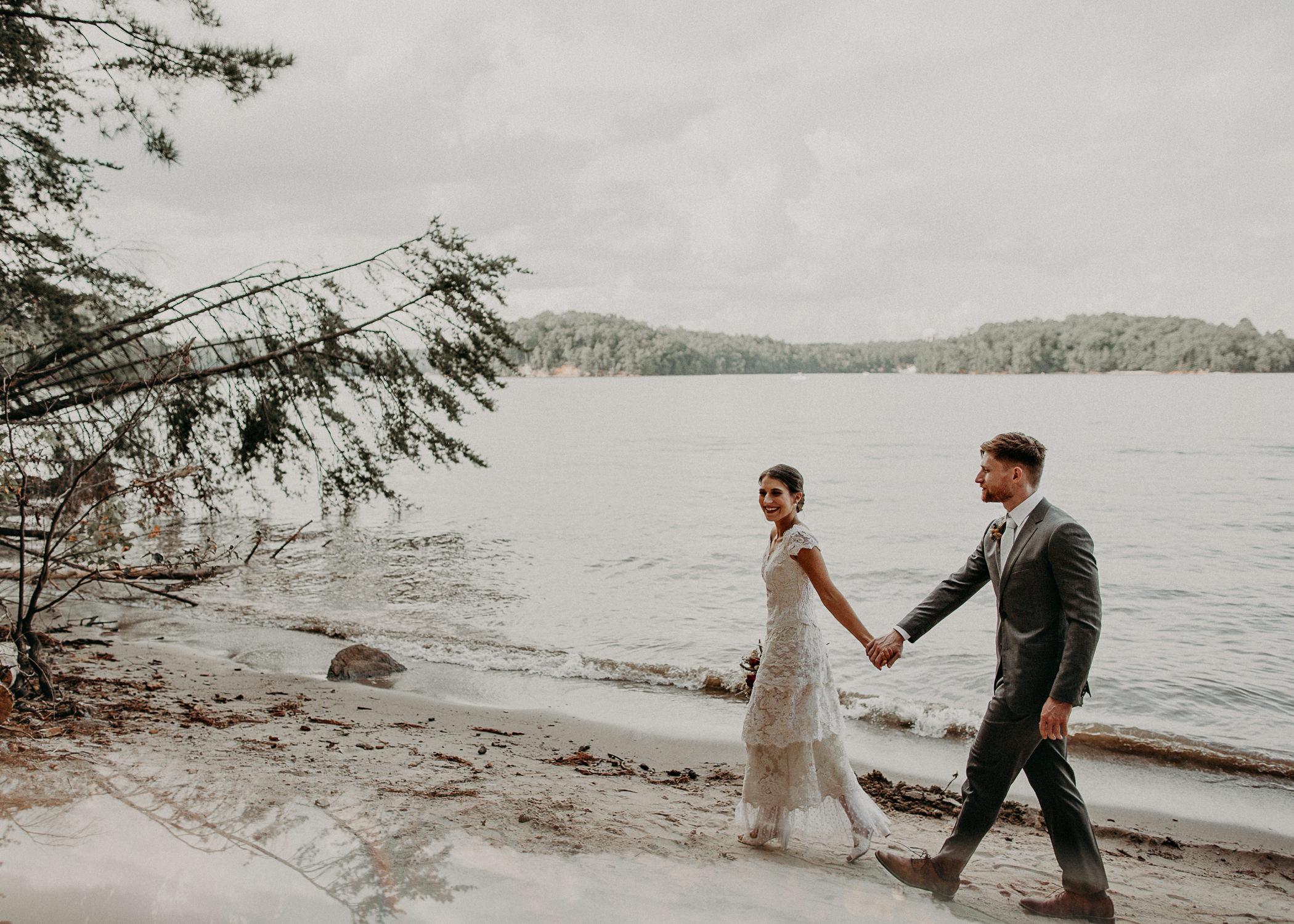 55 Bride & Groom Portraits before the ceremony on wedding day - Atlanta Wedding Photographer .jpg