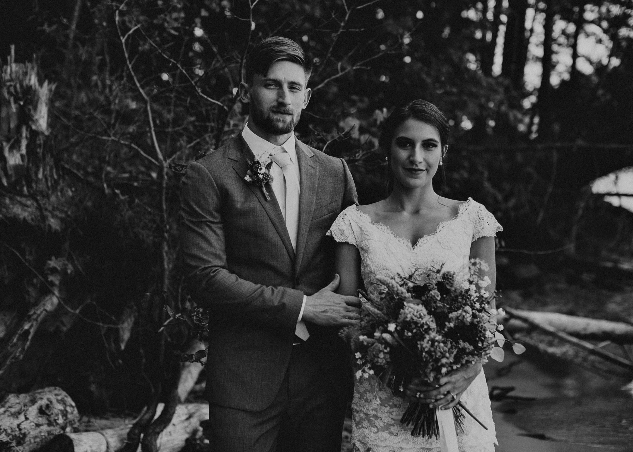 58  Bride & Groom Portraits before the ceremony on wedding day - Atlanta Wedding Photographer .jpg