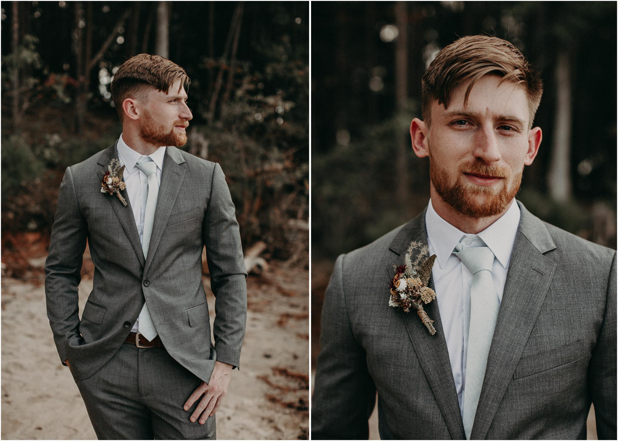71  Bride & Groom Portraits before the ceremony on wedding day - Atlanta Wedding Photographer .jpg