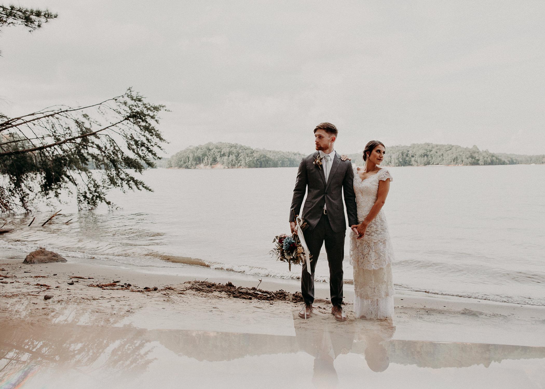 75 Bride & Groom Portraits before the ceremony on wedding day - Atlanta Wedding Photographer .jpg