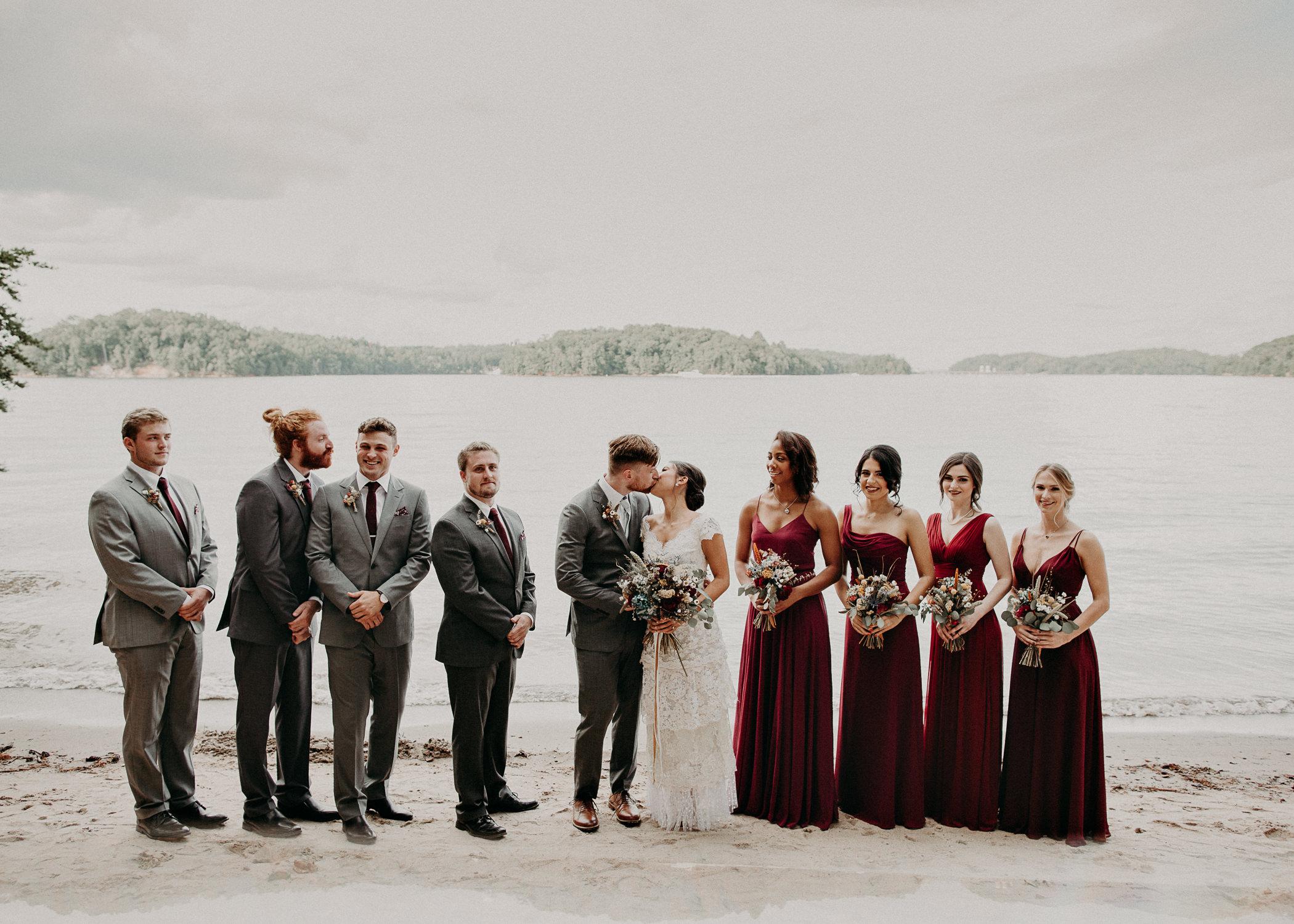 76 Bride & Groom Portraits before the ceremony on wedding day - Atlanta Wedding Photographer .jpg