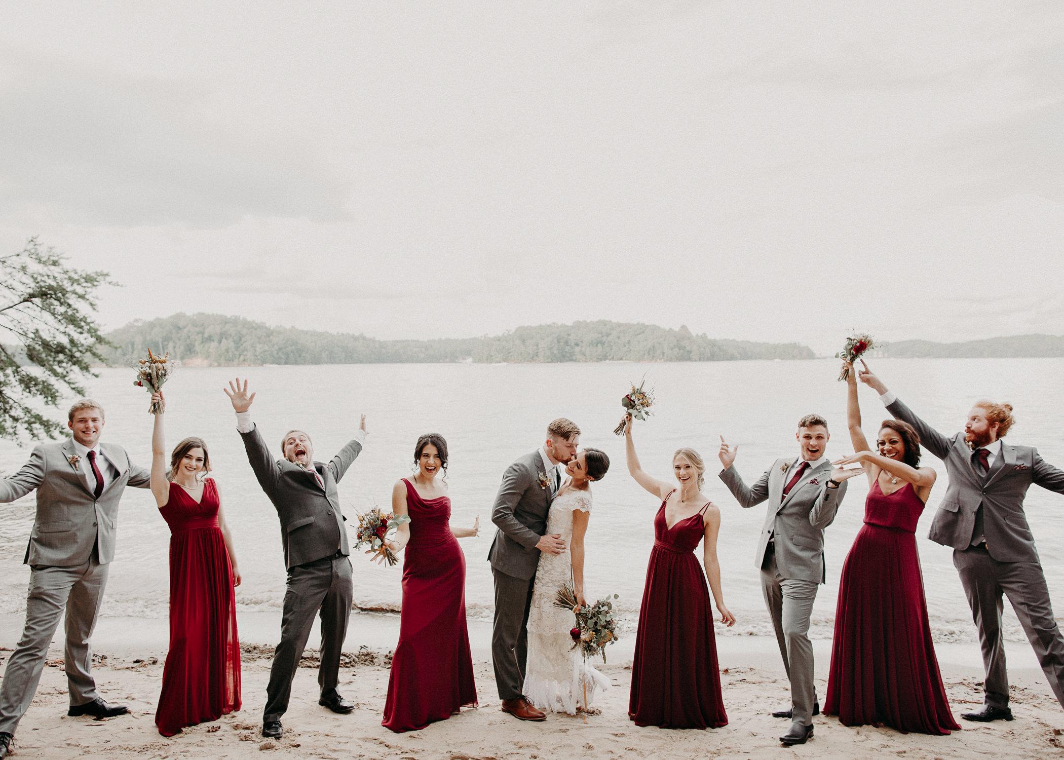 78 Bride & Groom Portraits before the ceremony on wedding day - Atlanta Wedding Photographer .jpg