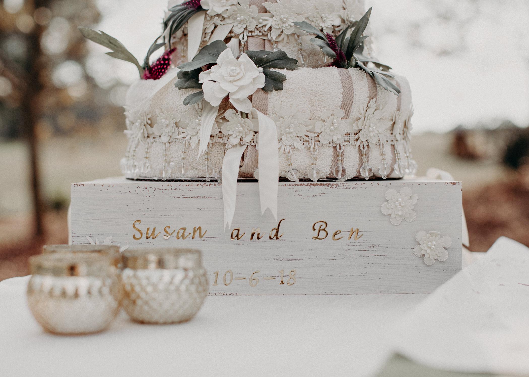 50 - details, cake, flowers, wedding dress, bridesmaids, bouquet - bride getting ready wedding seranbi farms atlanta .jpg