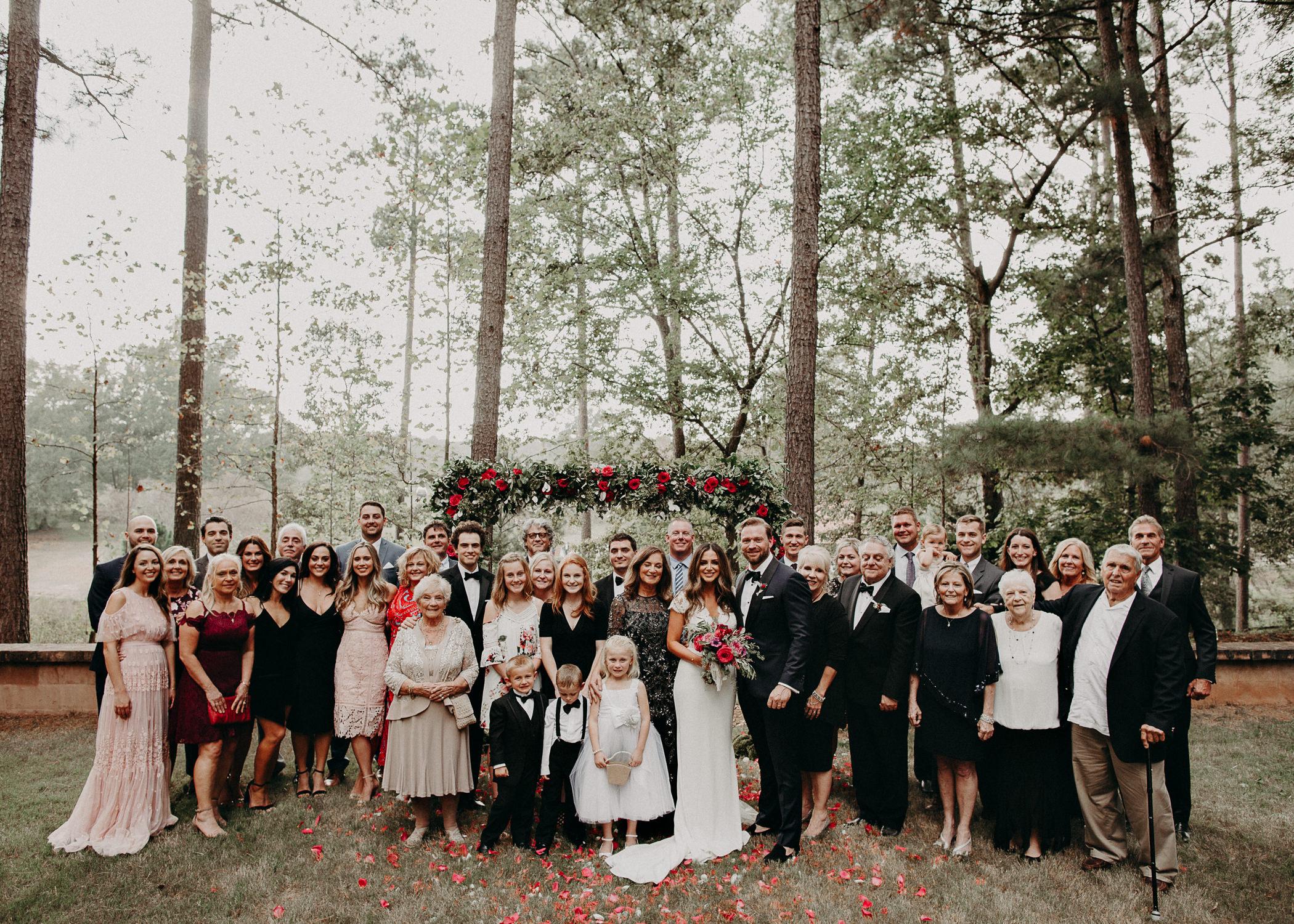74 - Family Portrait at a wedding serenbi farms atlanta .jpg