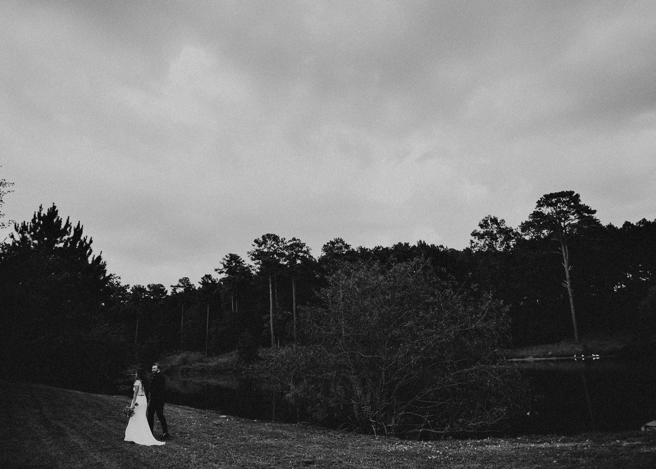 98 - Bride and groom portraits with horse in wedding serenbi farms atlanta .jpg