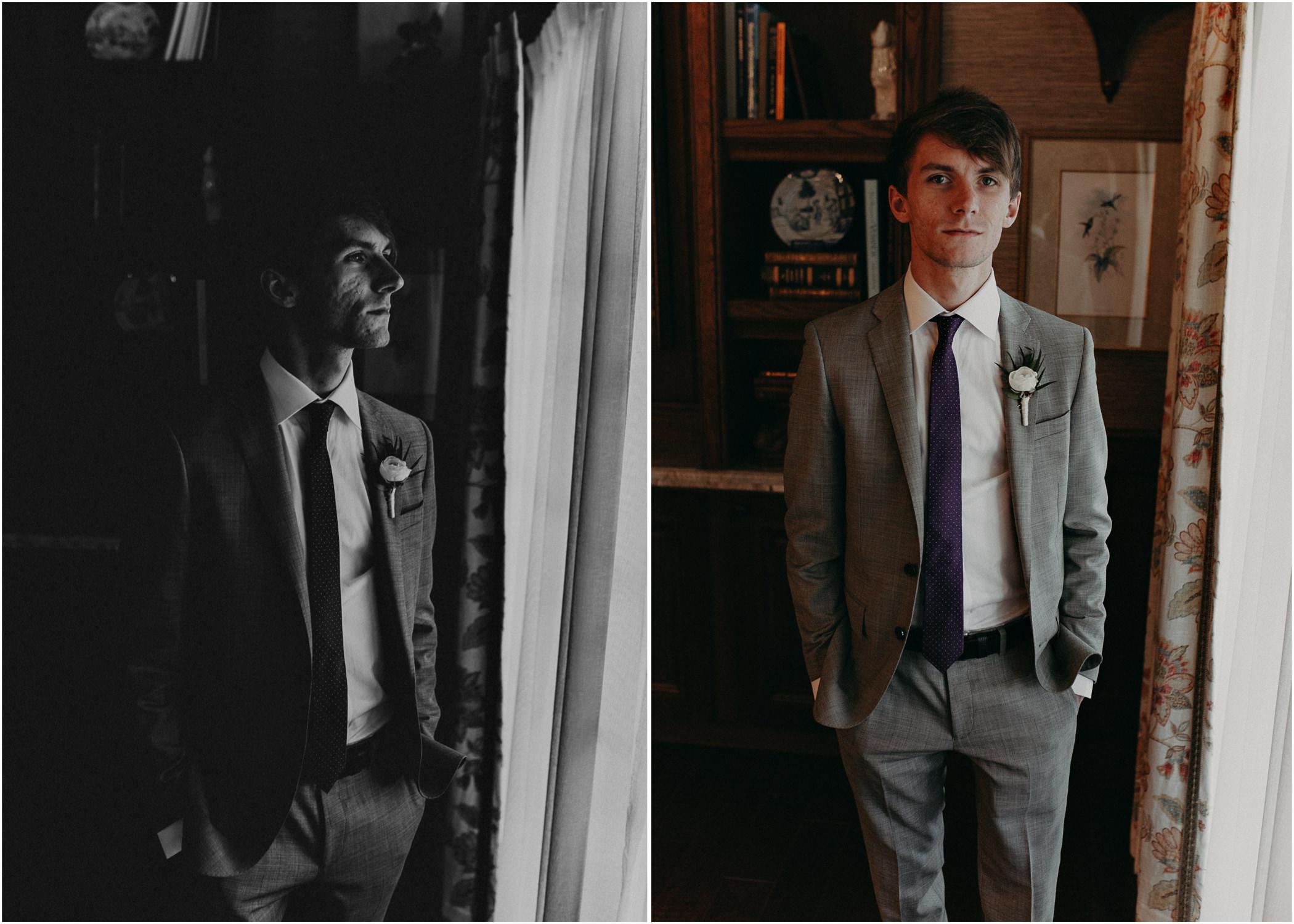 12 - Barnsley Gardens groom getting ready Wedding Detail Shots .jpg