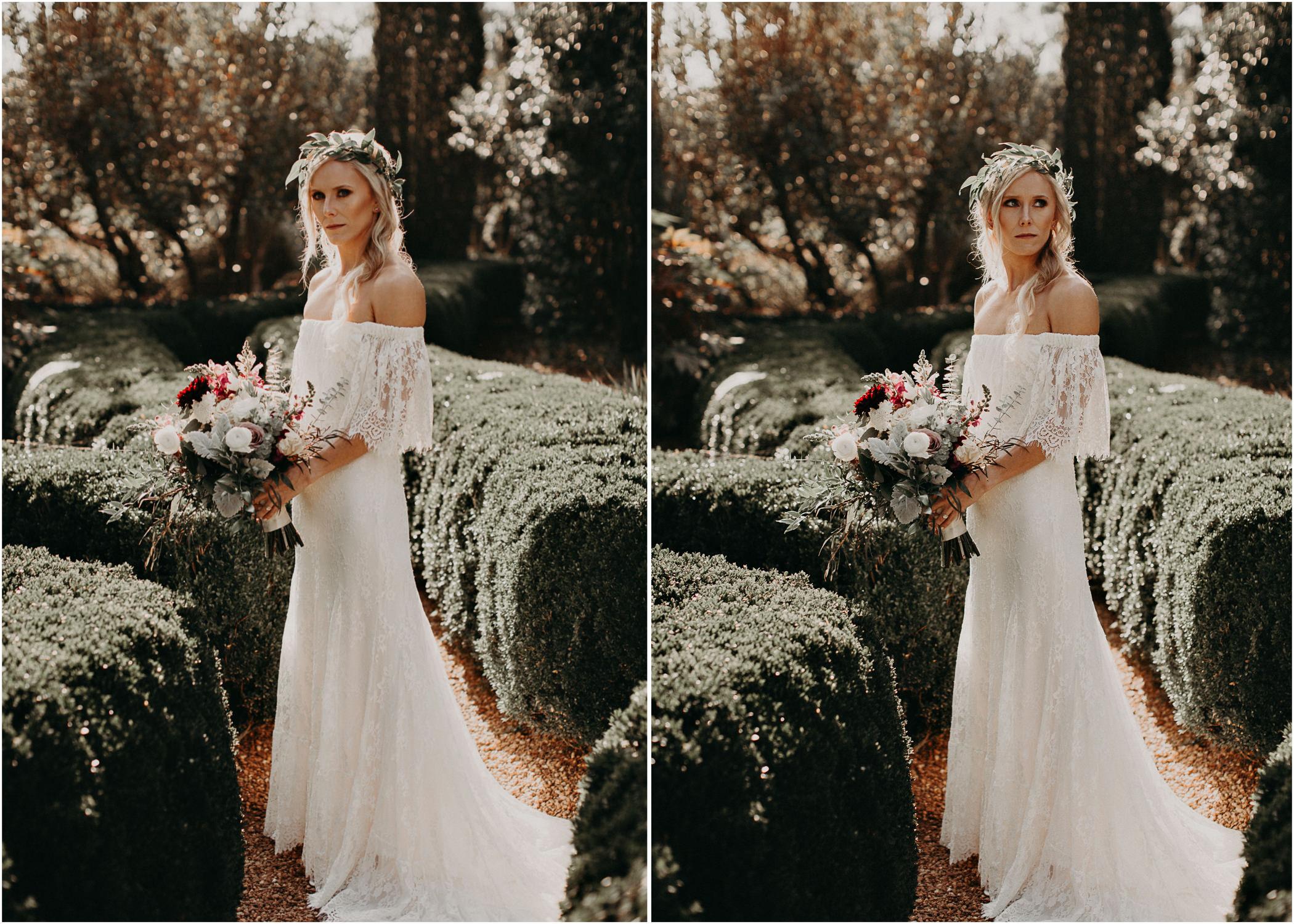 13 - Barnsley Gardens Wedding First Look .jpg