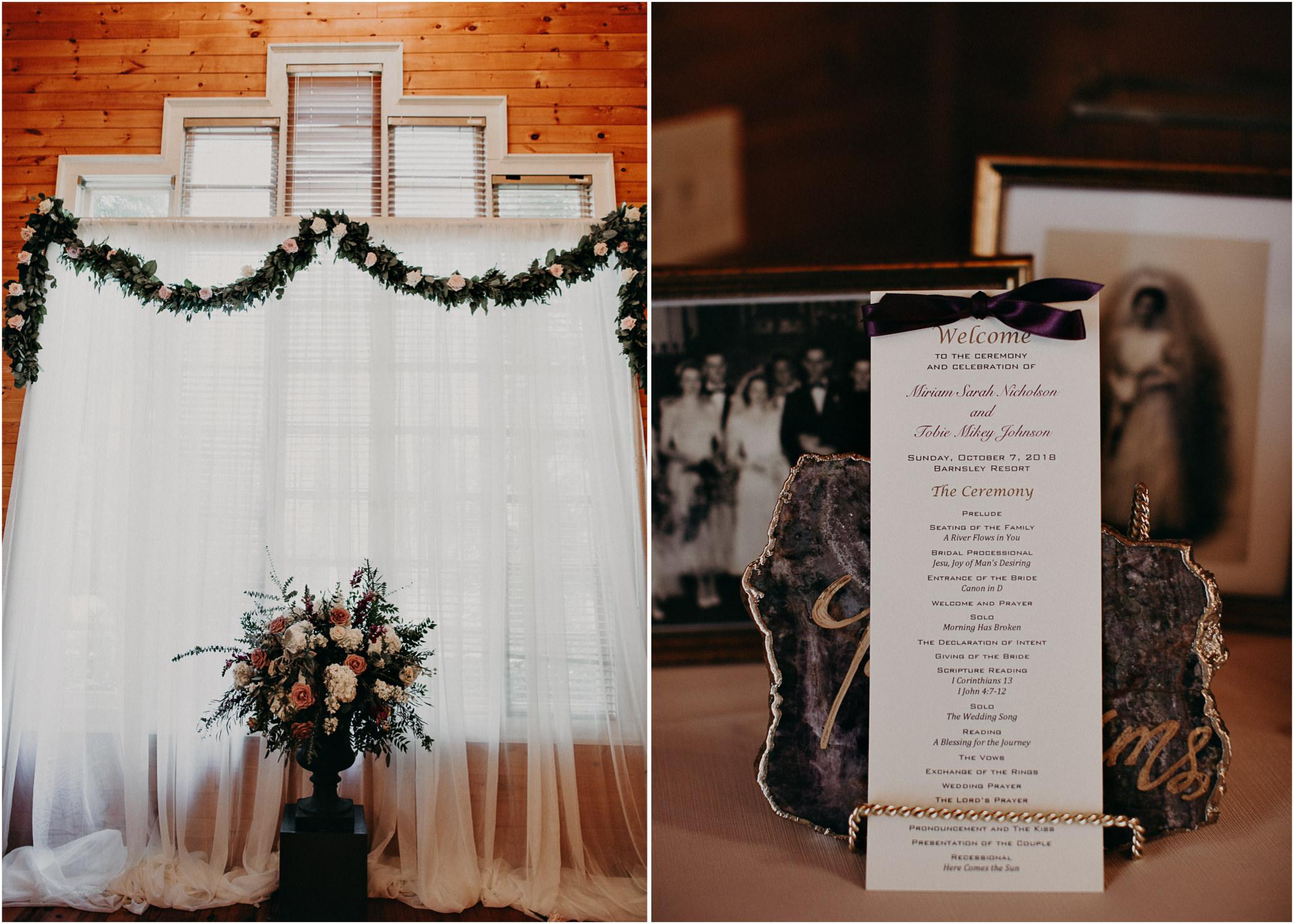 64 - Barnsley Gardens Wedding Ceremony Chapel - Atlanta wedding photographer .jpg