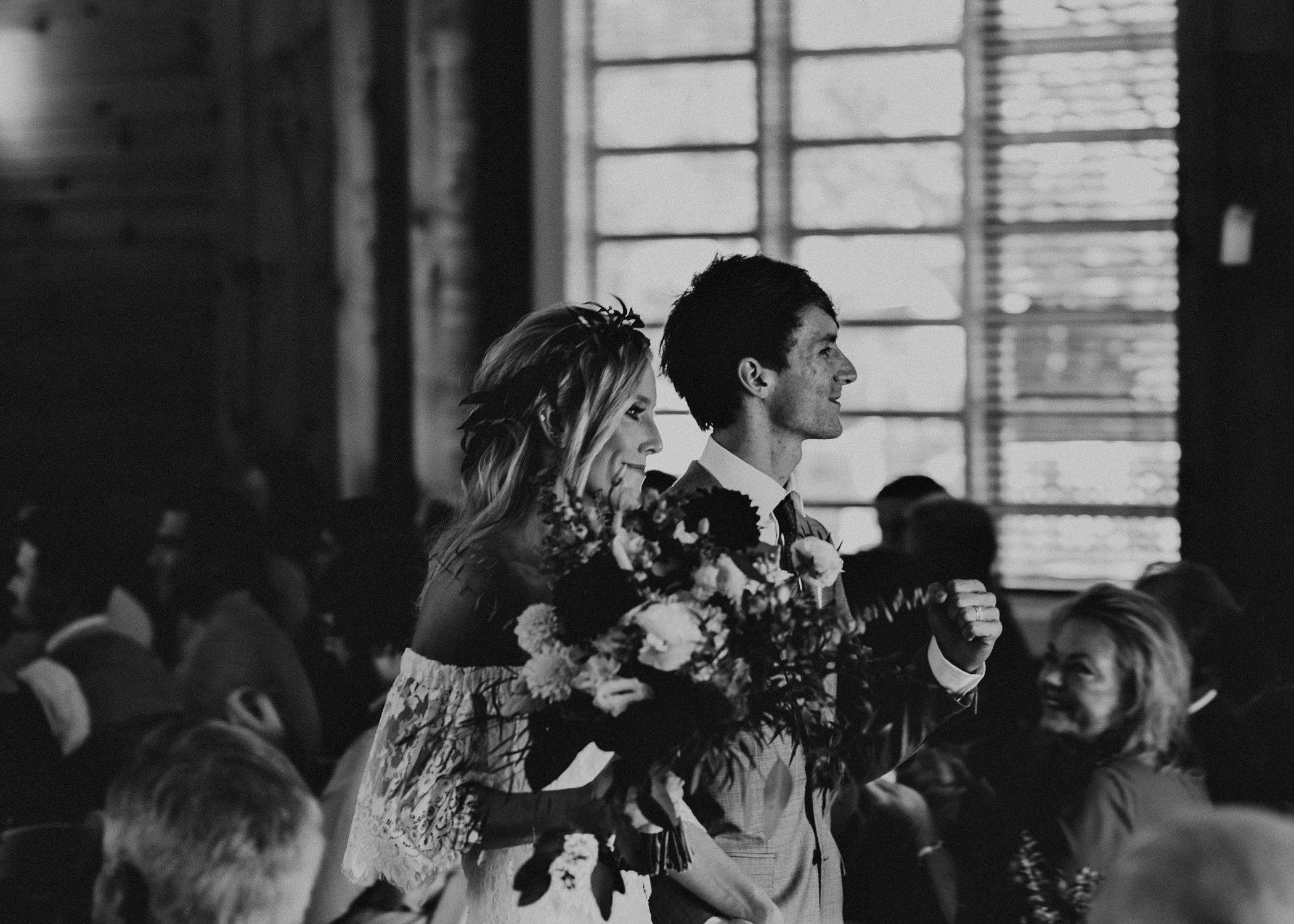 78 - Barnsley Gardens Wedding Ceremony Chapel : First Kiss - Atlanta wedding photographer .jpg