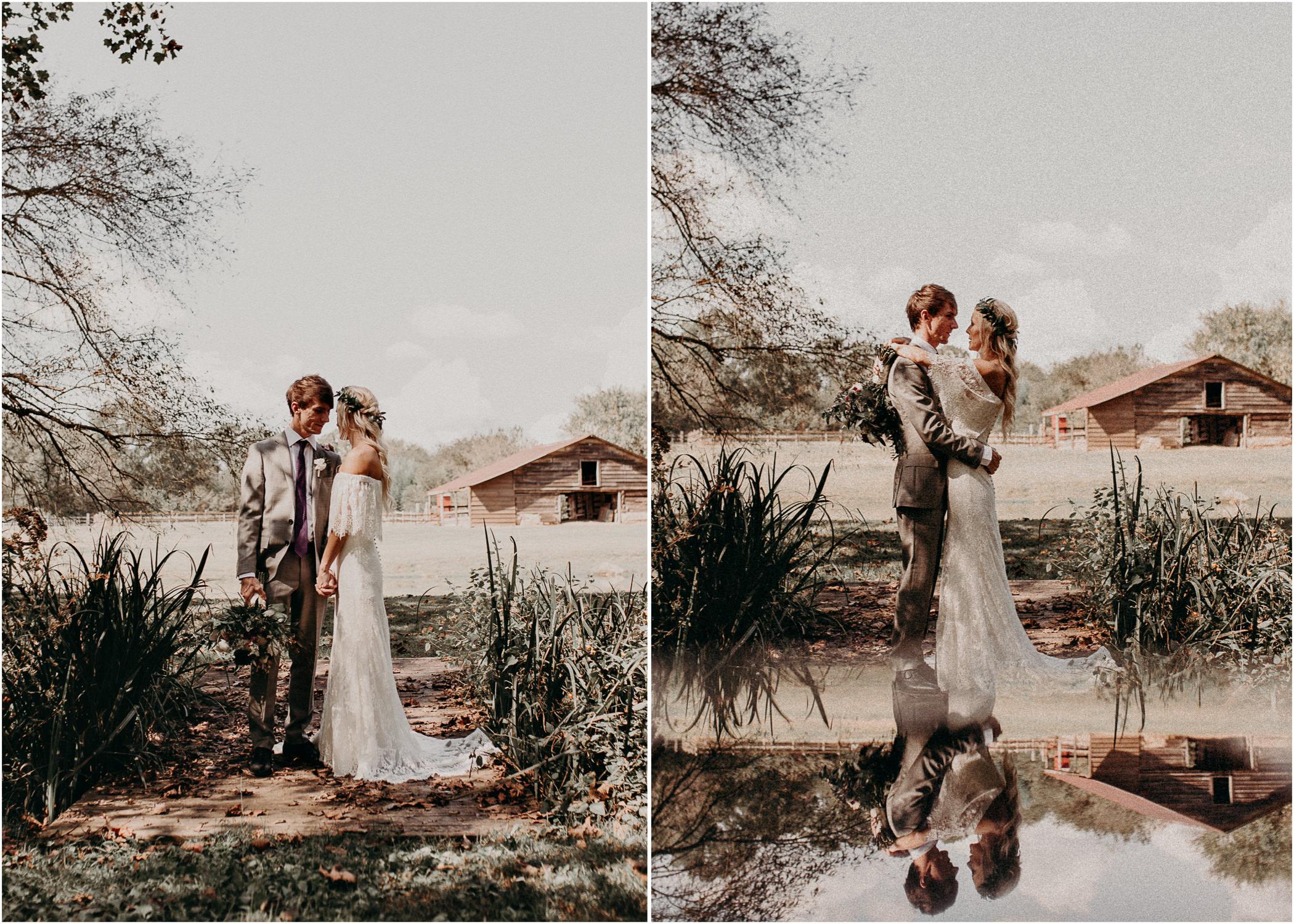 84 - Barnsley Gardens Wedding -Bride and groom portraits - Atlanta wedding photographer .jpg