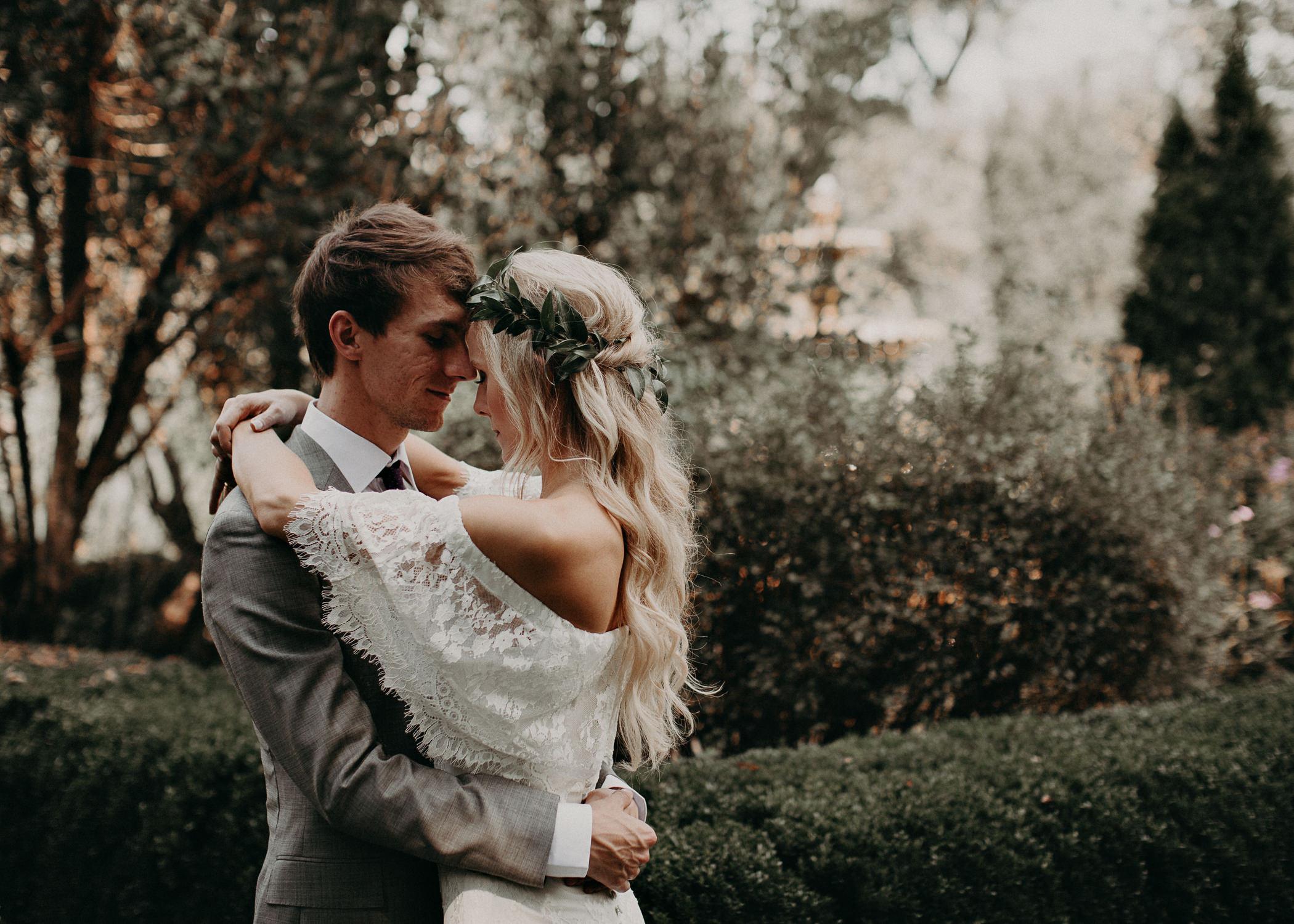 99 - Barnsley Gardens Wedding -Bride and groom portraits - Atlanta wedding photographer .jpg