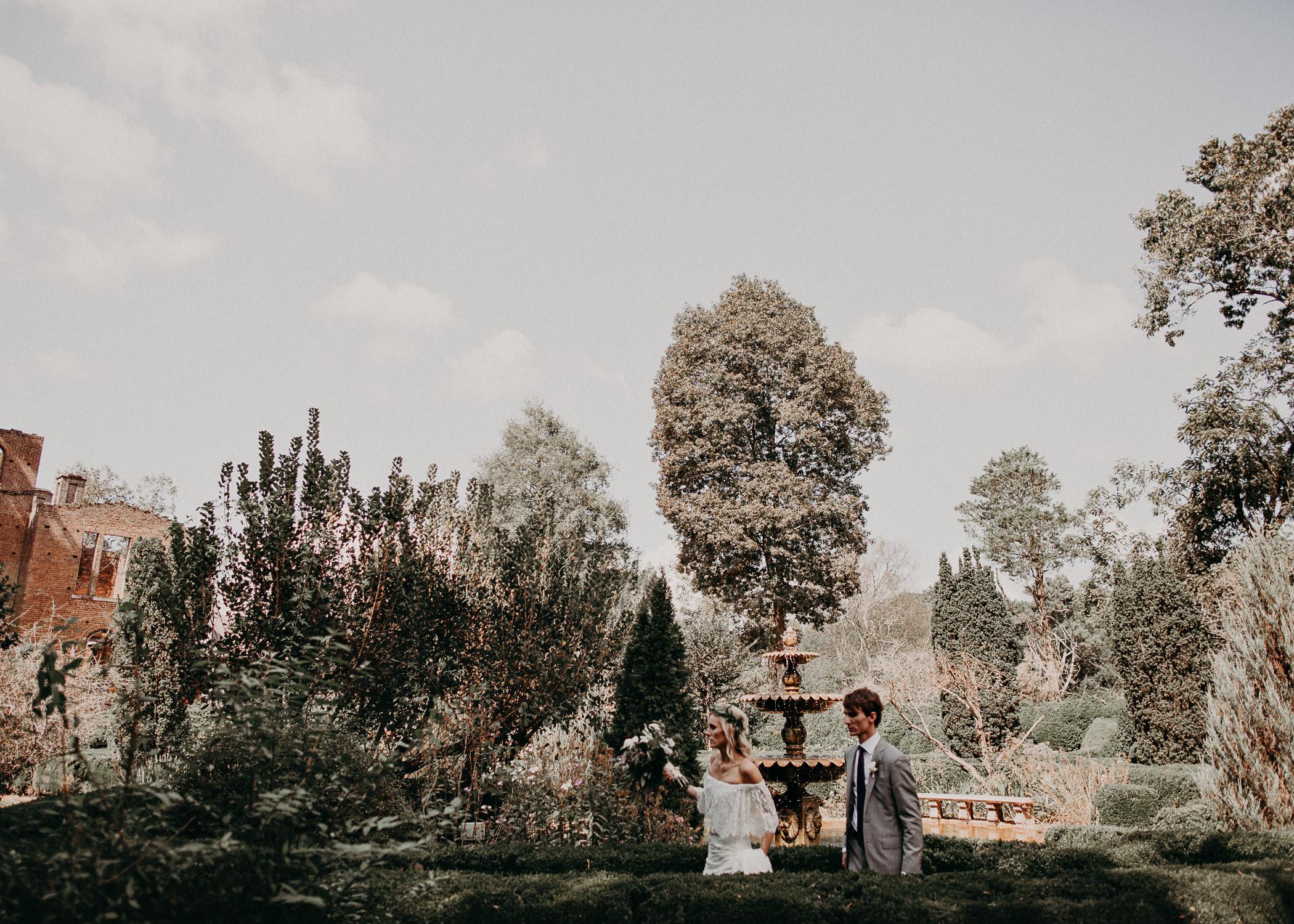 102 - Barnsley Gardens Wedding -Bride and groom portraits - Atlanta wedding photographer .jpg