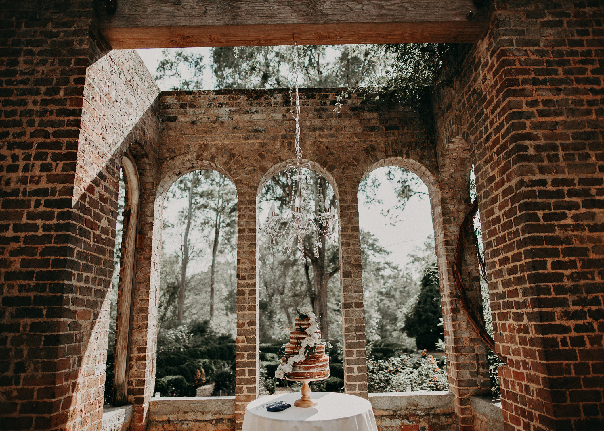 140 - Barnsley Gardens Wedding -Bride and groom portraits - Atlanta wedding photographer .jpg
