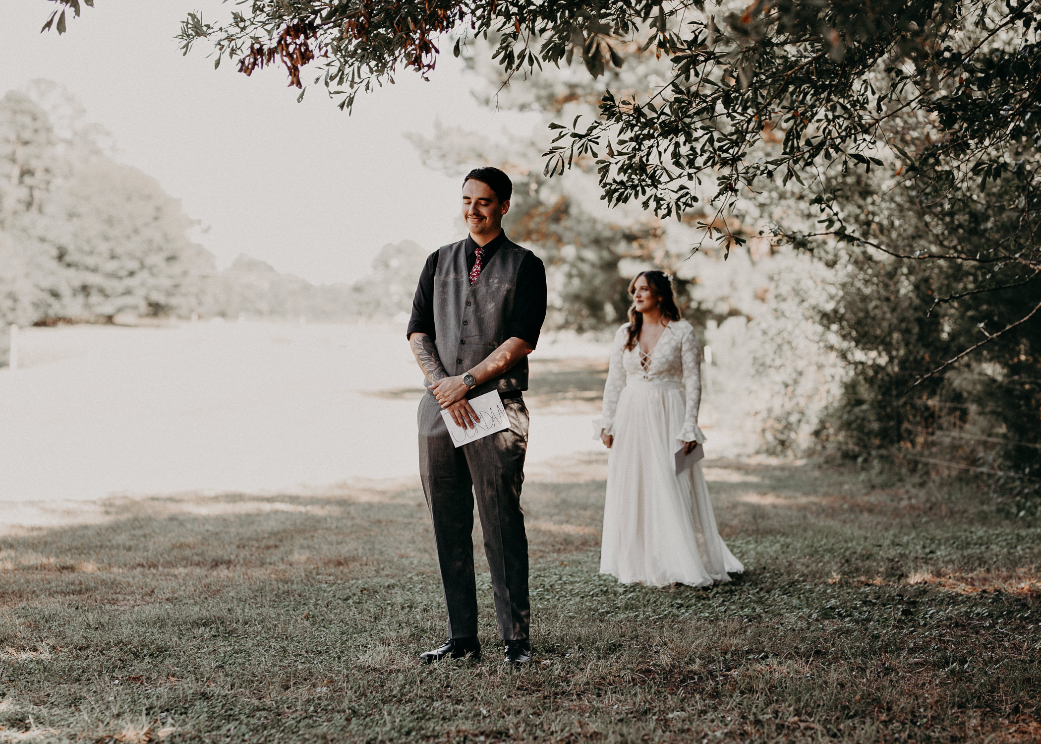 38 - Wedding first look : Atlanta wedding photographer .jpg