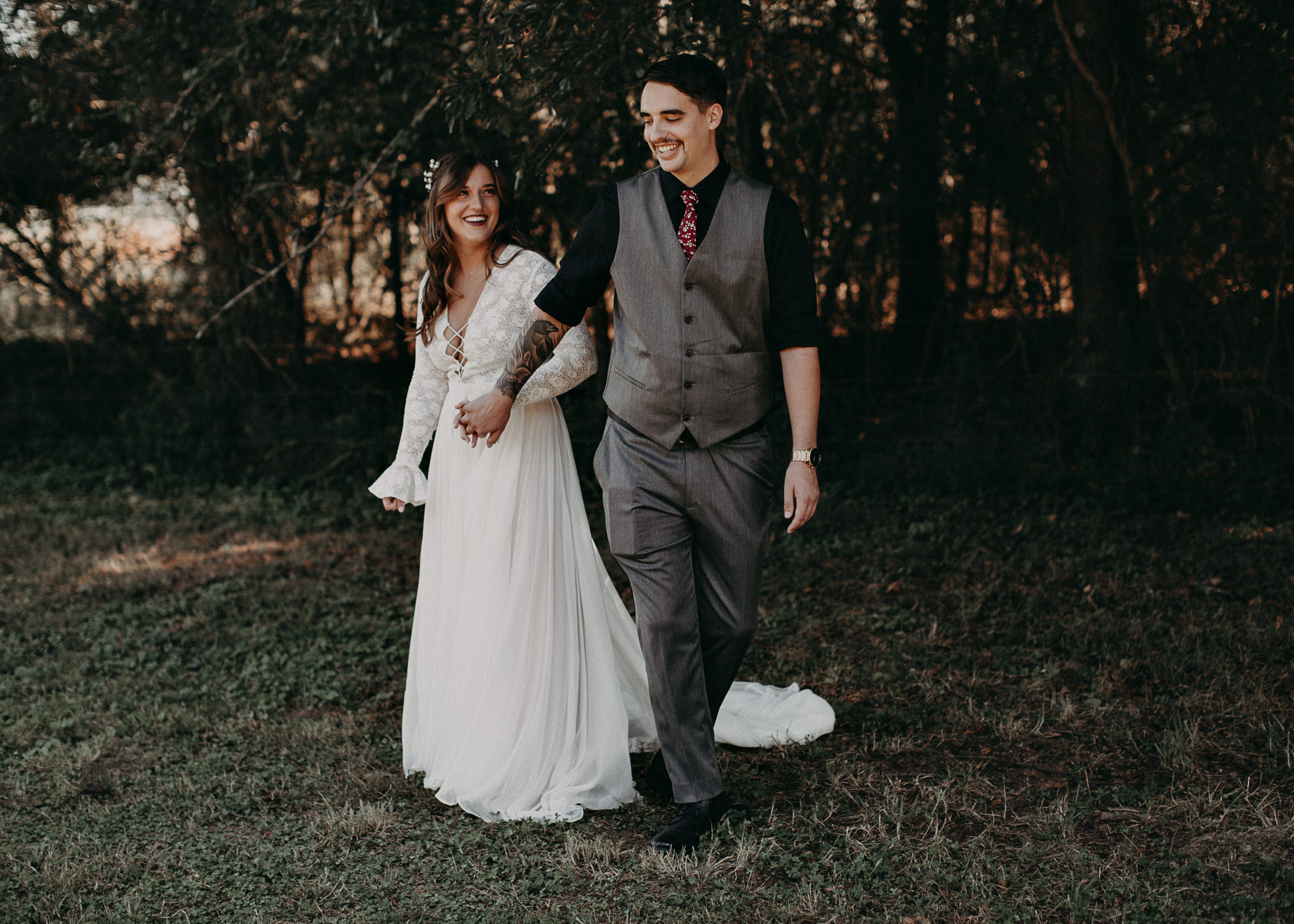 48 - Wedding first look : Atlanta wedding photographer .jpg