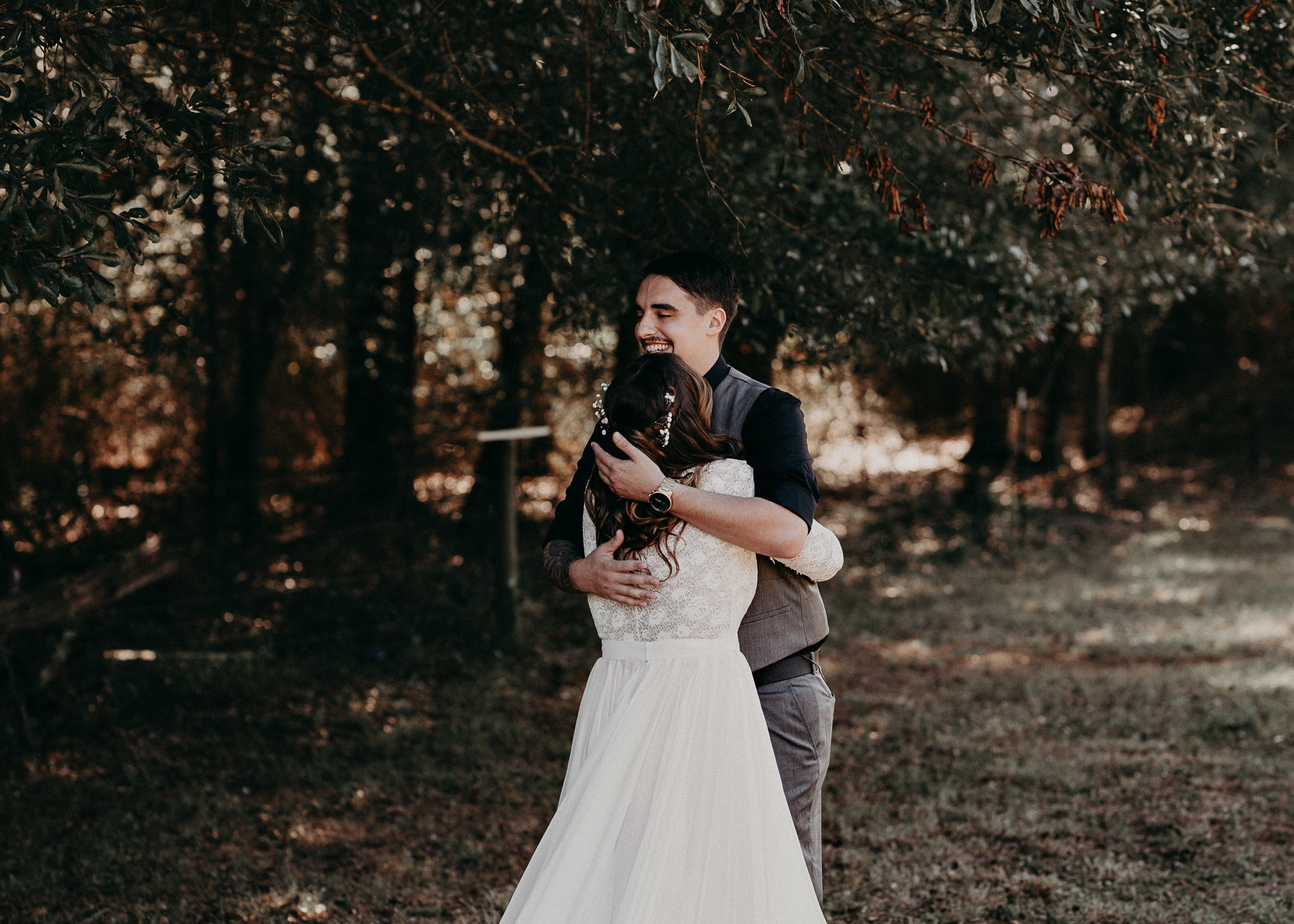 50 - Wedding first look : Atlanta wedding photographer .jpg