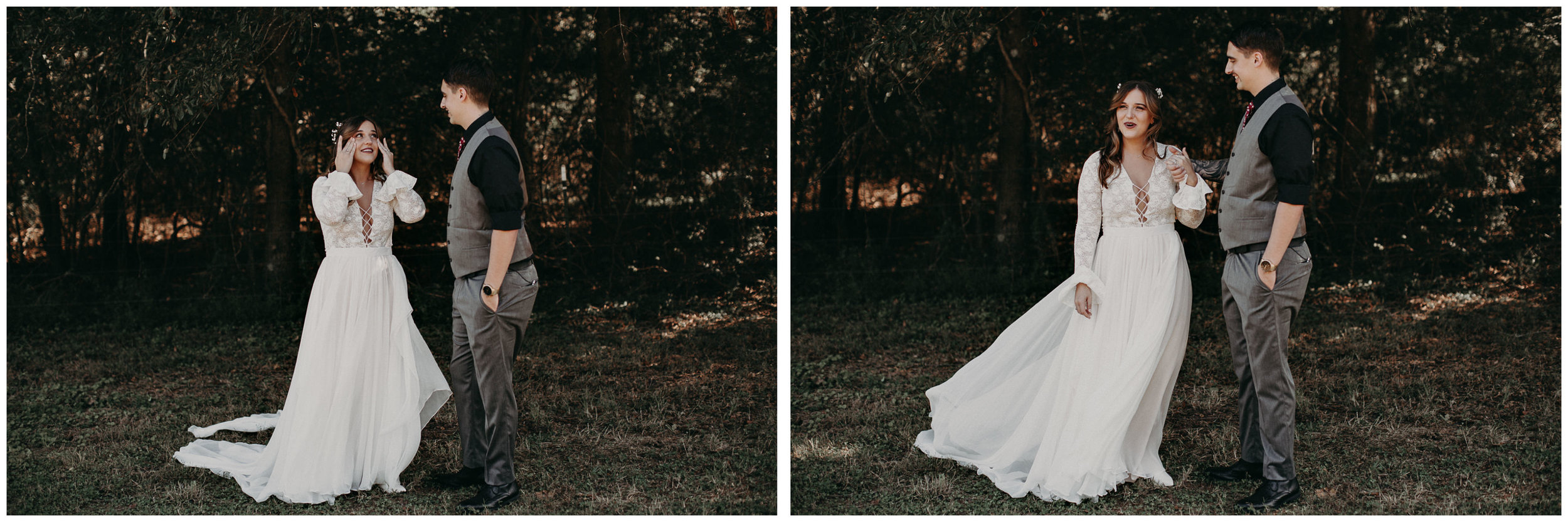 52 - Wedding first look : Atlanta wedding photographer .jpg