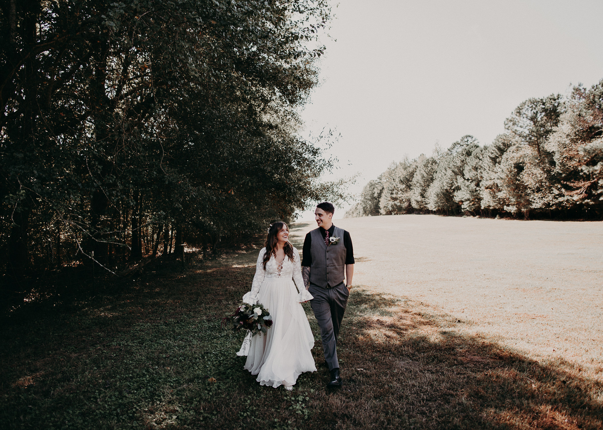 66 - Wedding bride and groom portraits : Atlanta wedding photographer .jpg