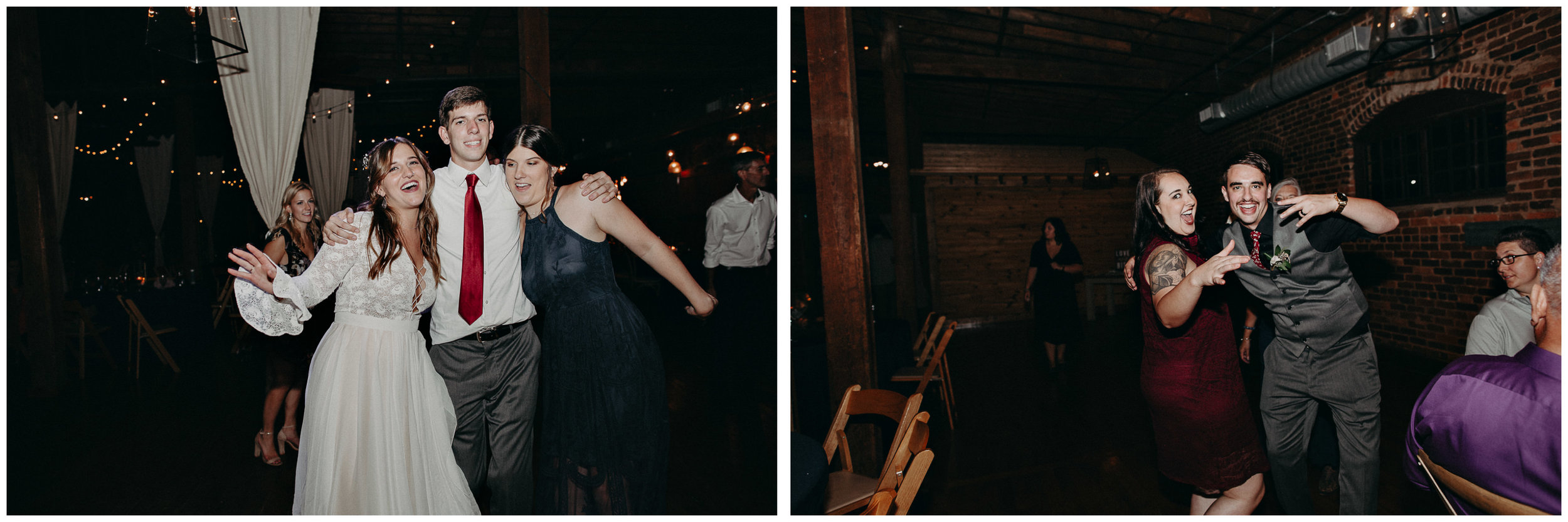 163 - Bride and groom : Dancing: Details : Toasts wedding - Atlanta wedding photographer.JPG