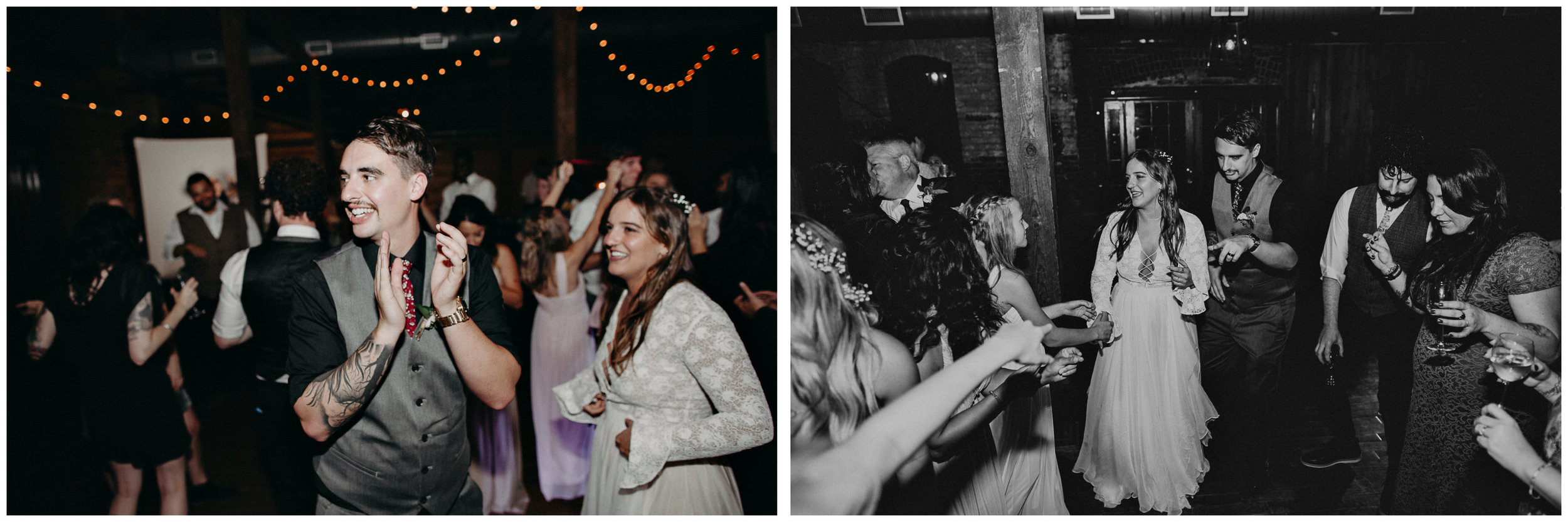 166 - Bride and groom : Dancing: Details : Toasts wedding - Atlanta wedding photographer.JPG