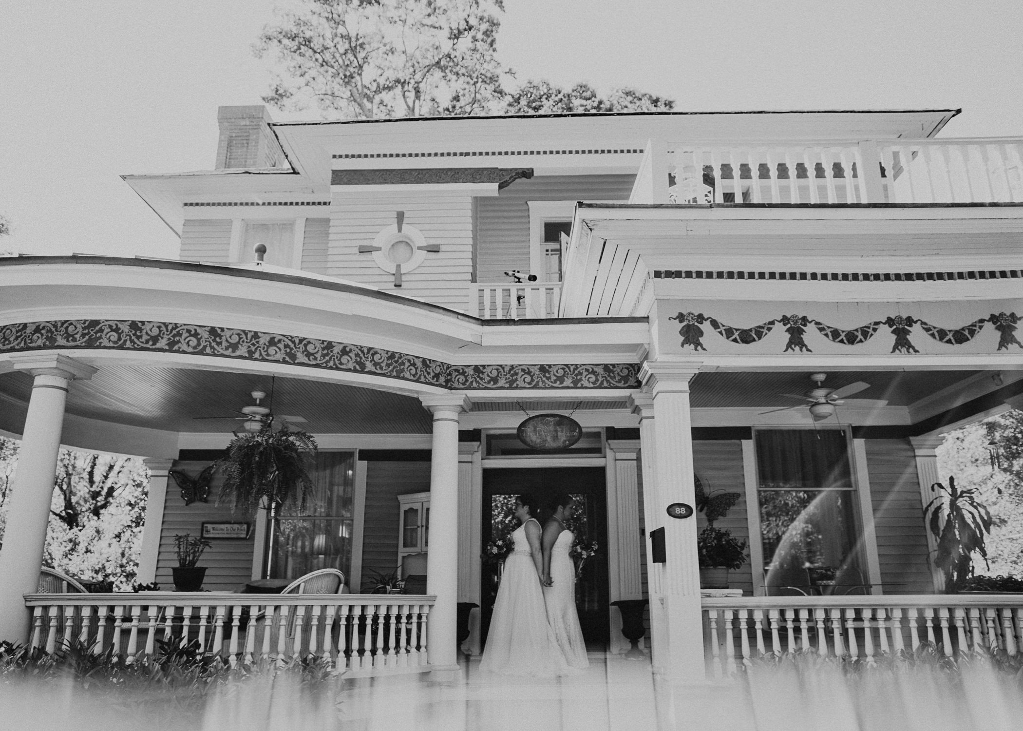 16 -  : Atlanta wedding photographer : Same sex wedding : wedding dress : details : ceremony : reception : bridal party : two brides. Aline Marin Photography .jpg