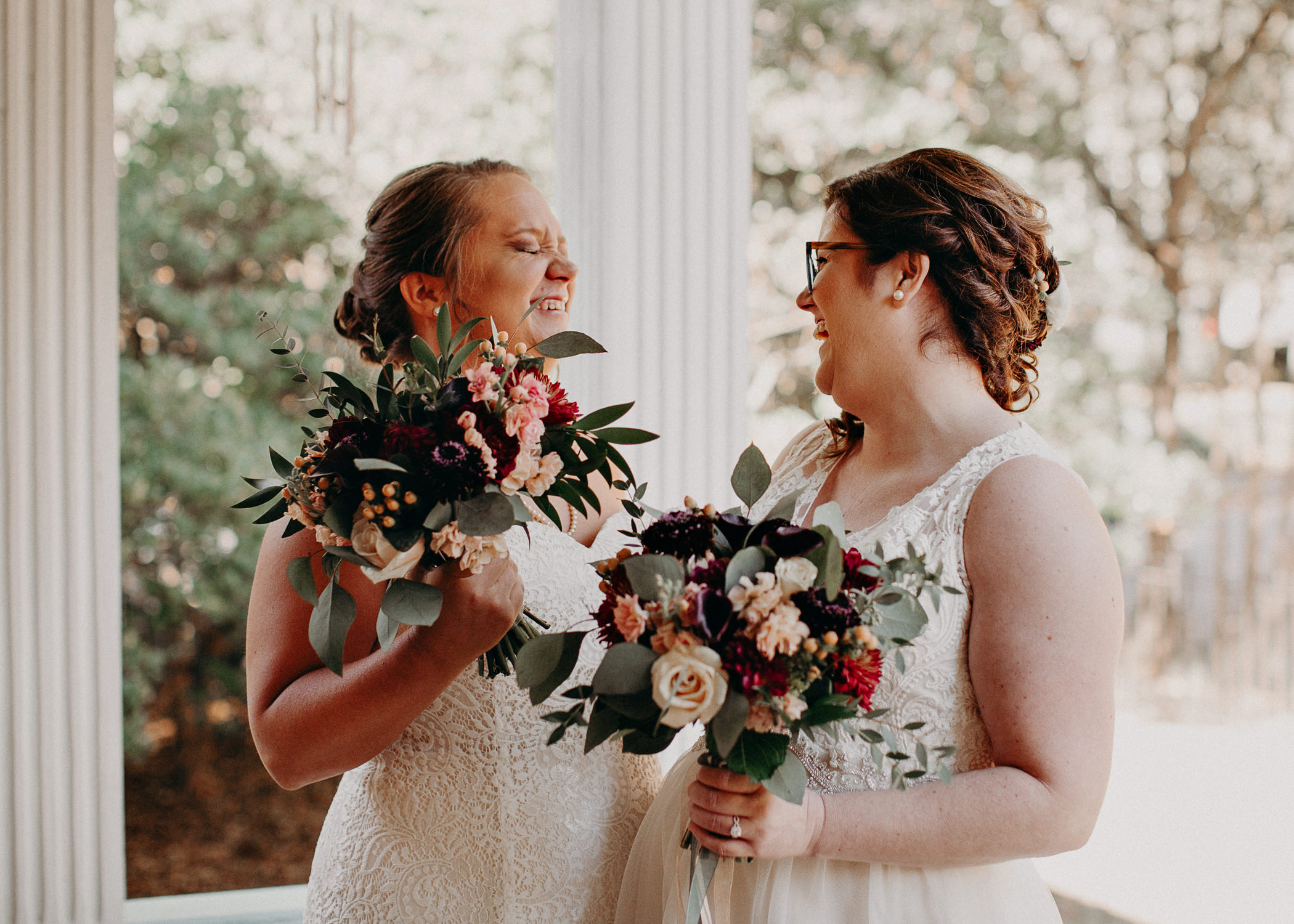 28 - Atlanta wedding photographer - Same sex wedding - wedding dress - details - ceremony - reception - bridal party - two brides. Aline Marin Photography .jpg.JPG