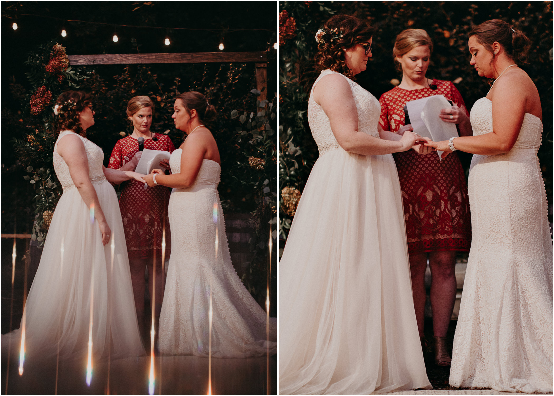 99 - Atlanta wedding photographer - Same sex wedding - wedding dress - details - ceremony - reception - bridal party - two brides. Aline Marin Photography .jpg.JPG