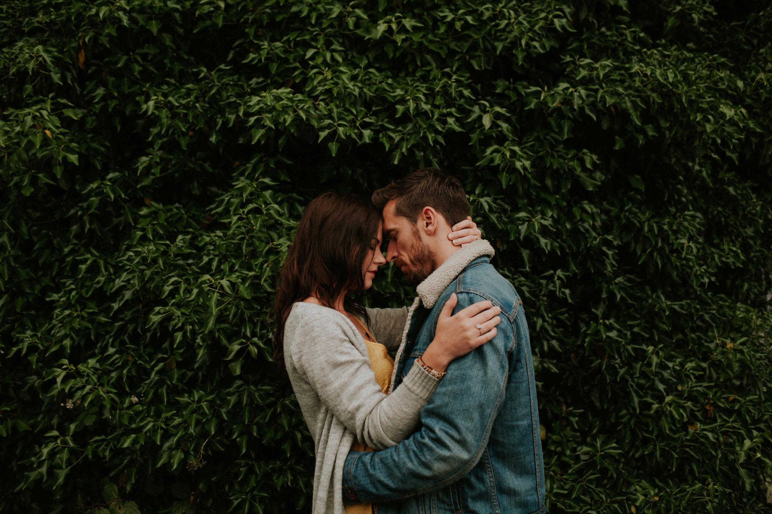 Coupleshoot at Irish Wedding venue Limepark
