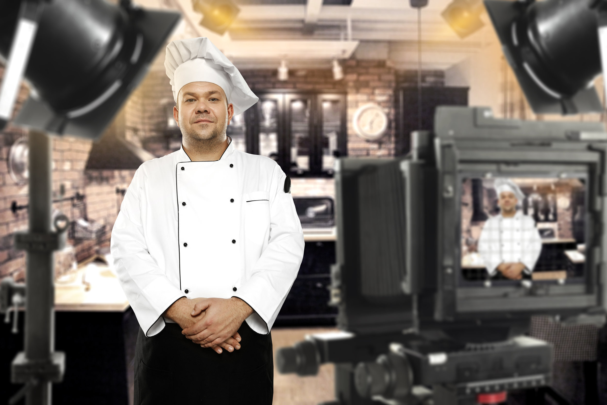 restaurant video marketing