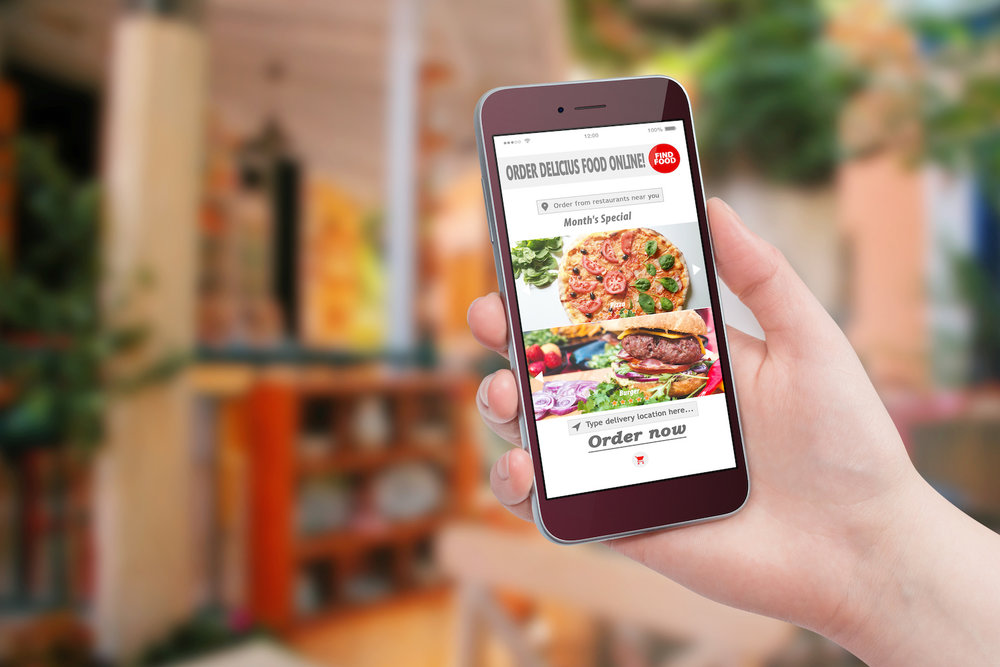 Making The Case For An Online Food Ordering System 214 Eats